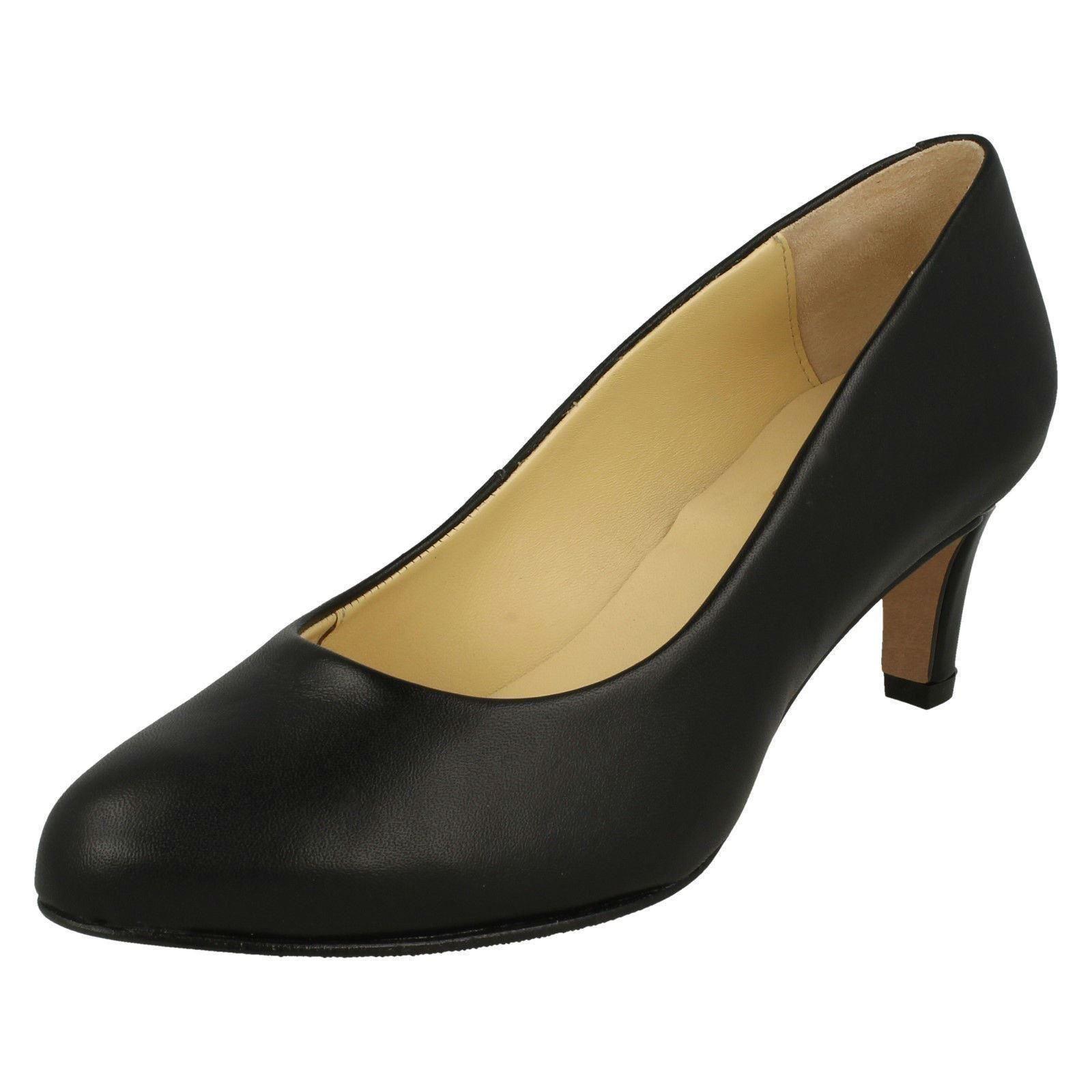 Señoras Zapatos van dal Tribunal Zapatos Señoras Linden 05953b