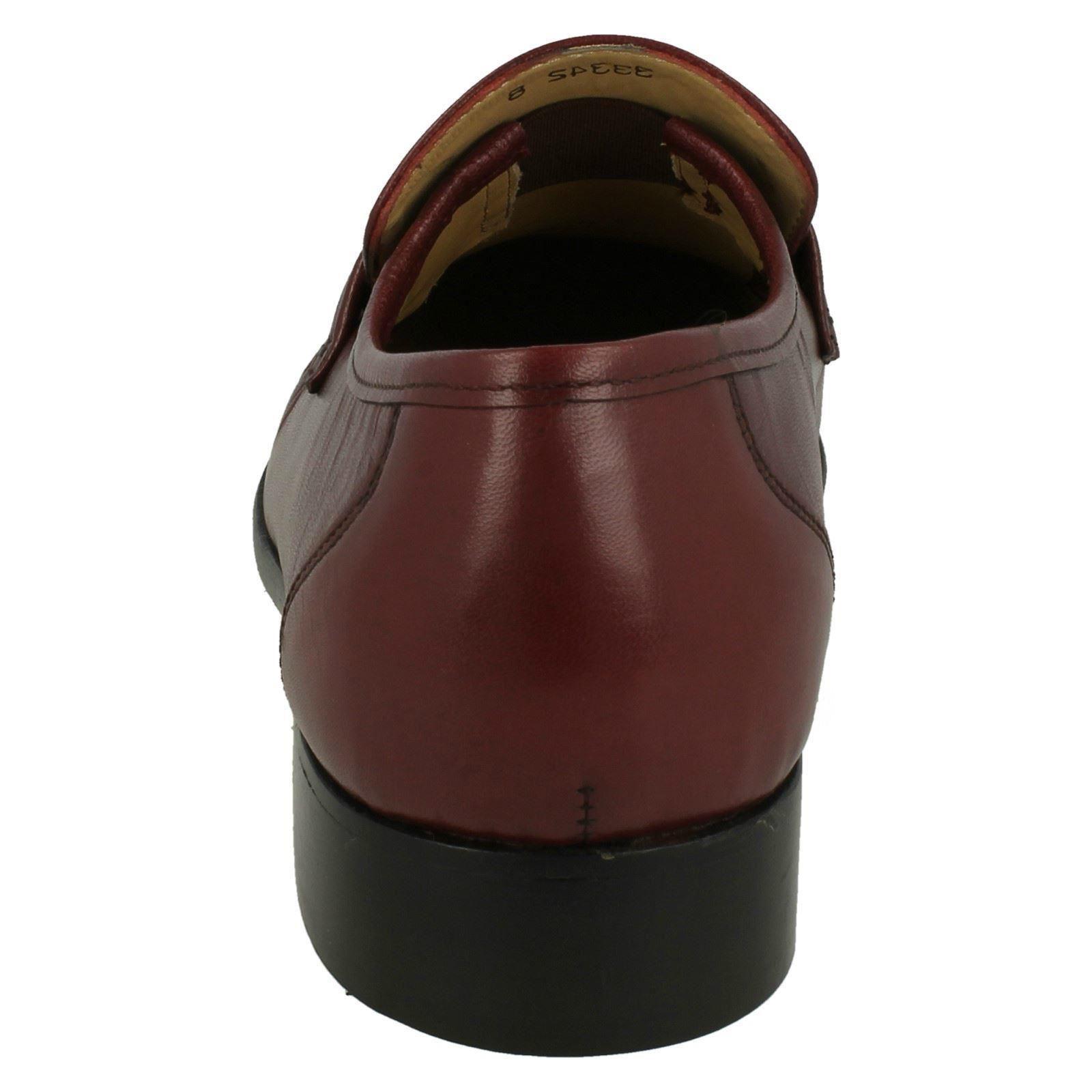 Homme Thomas Blunt Mocassin Clapham 2 Mocassin Blunt Formal Shoes 7f4555