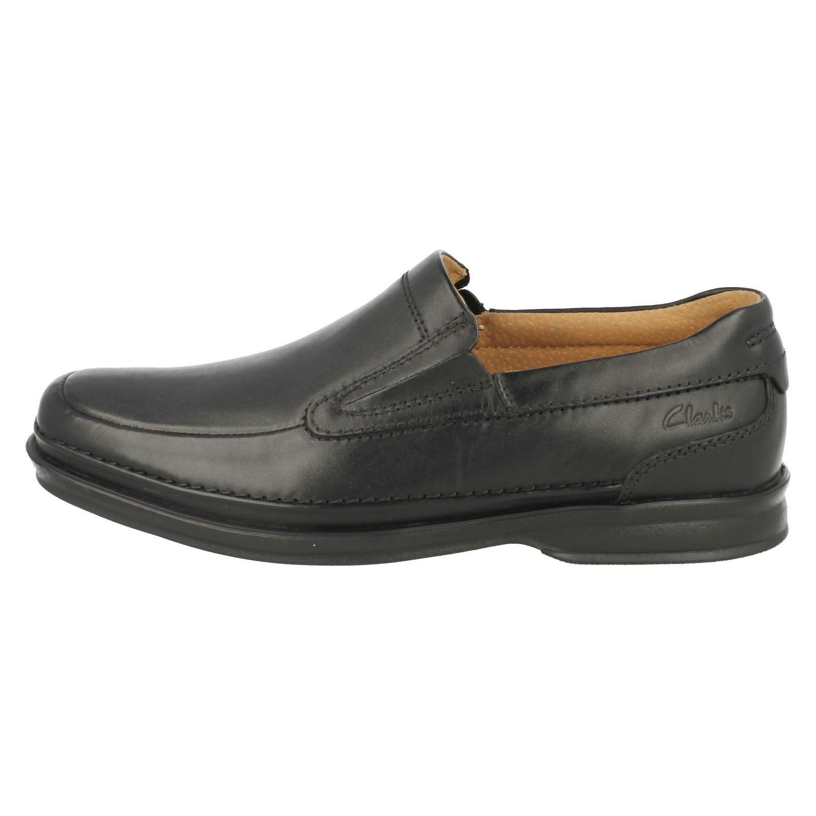 Mens Clarks Scopic Step Wide Slip On Shoes