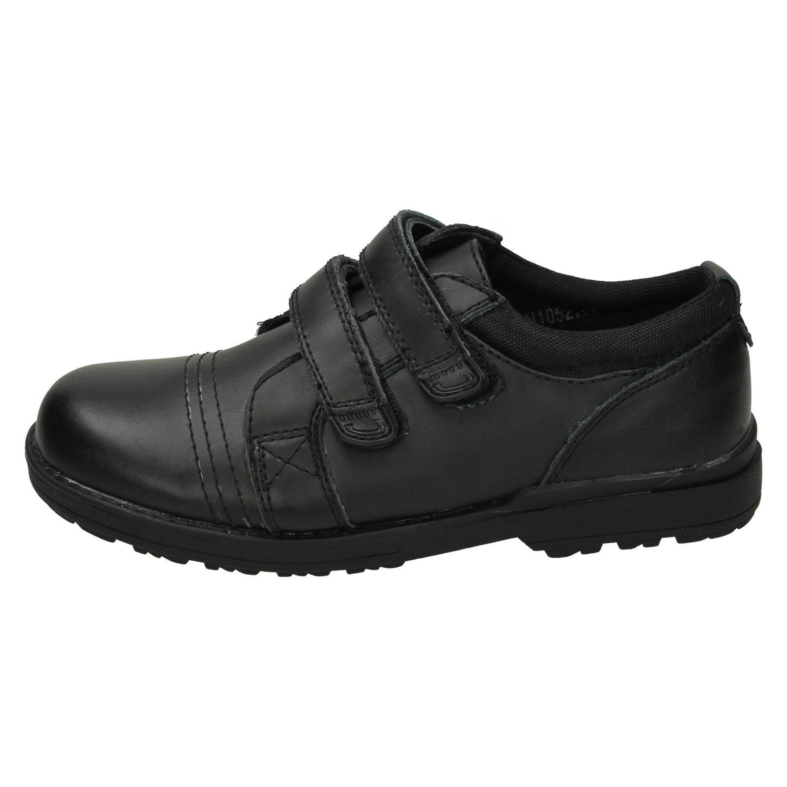 Boys JCDees Flat Casual Shoes