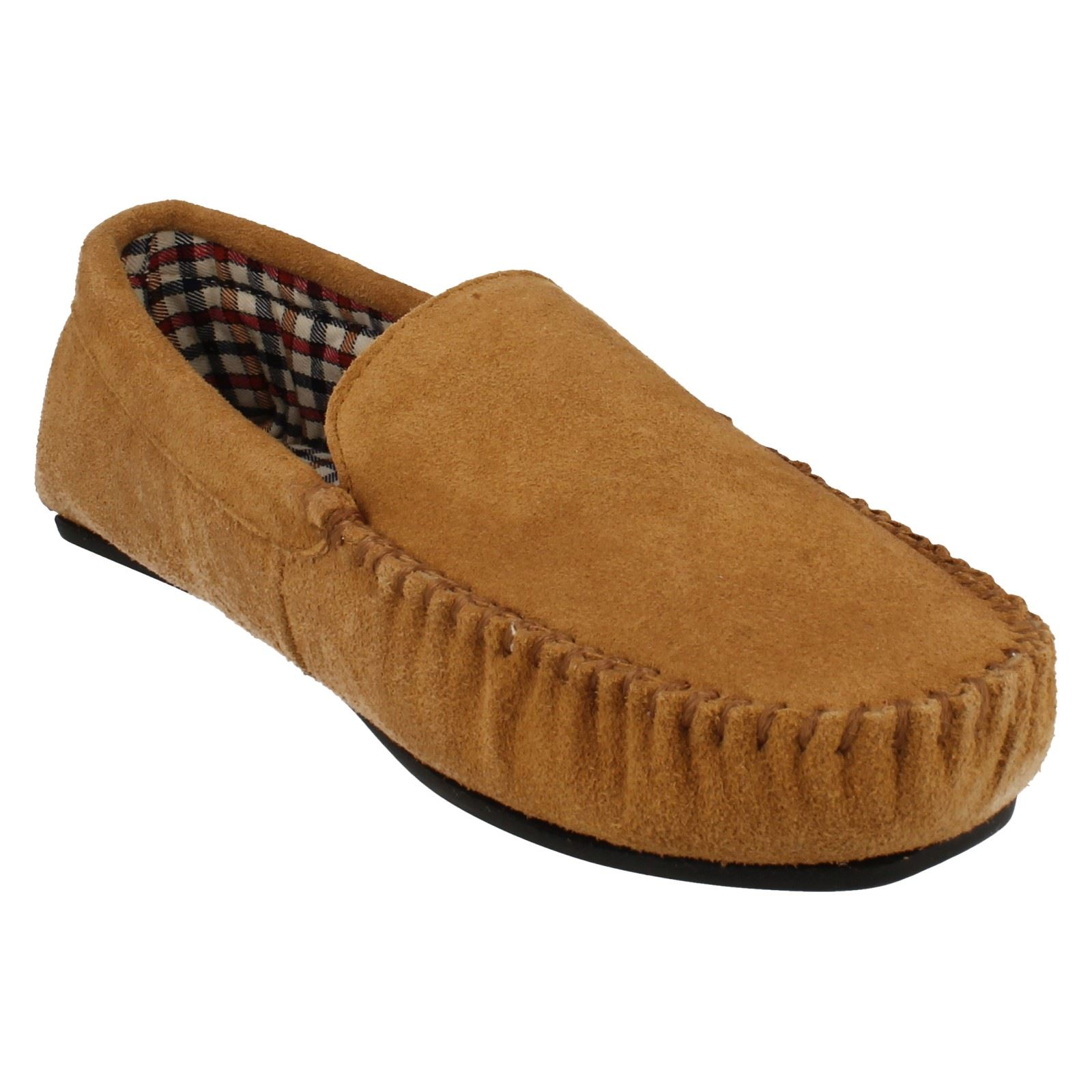 Clarks ' Kite Jetway' Mens Moccasin Slippers