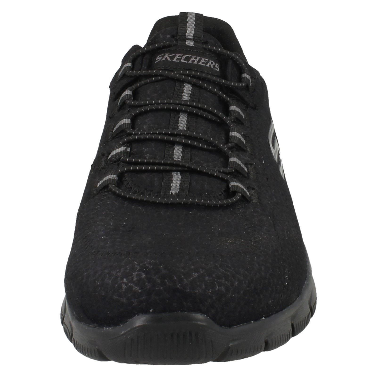Charge Black dames de sport Take Skechers 12407 pour Chaussures xOpwzY