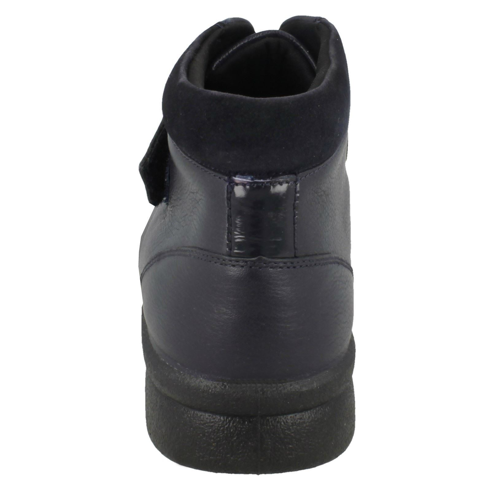 Ladies Padders Ankle Boots Boots Boots Rejoice aa9744