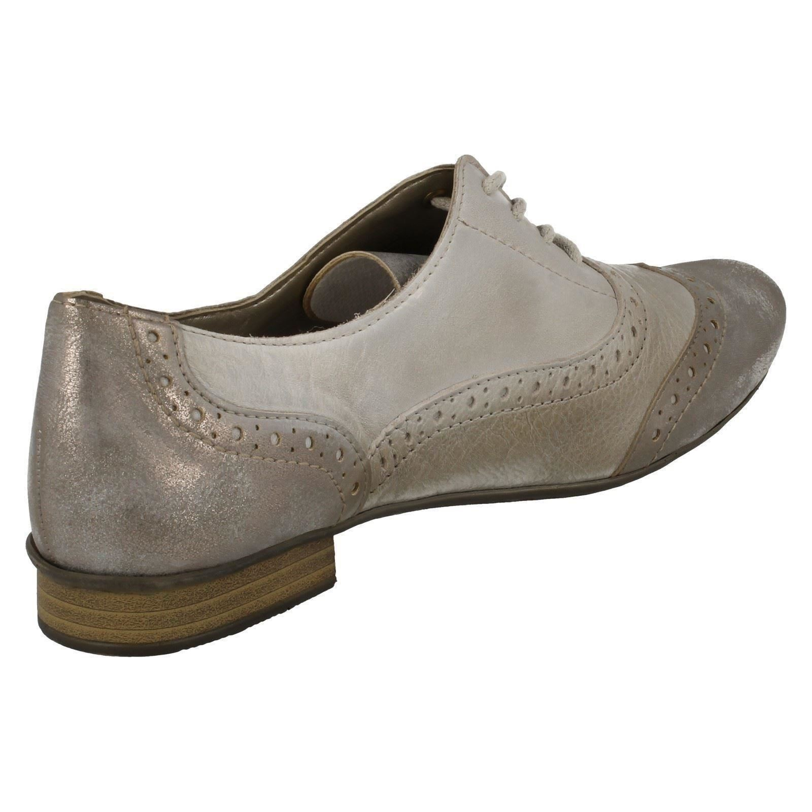 Ladies Rieker Casual Lace Up Brogue shoes 51933 51933 51933 b82bba