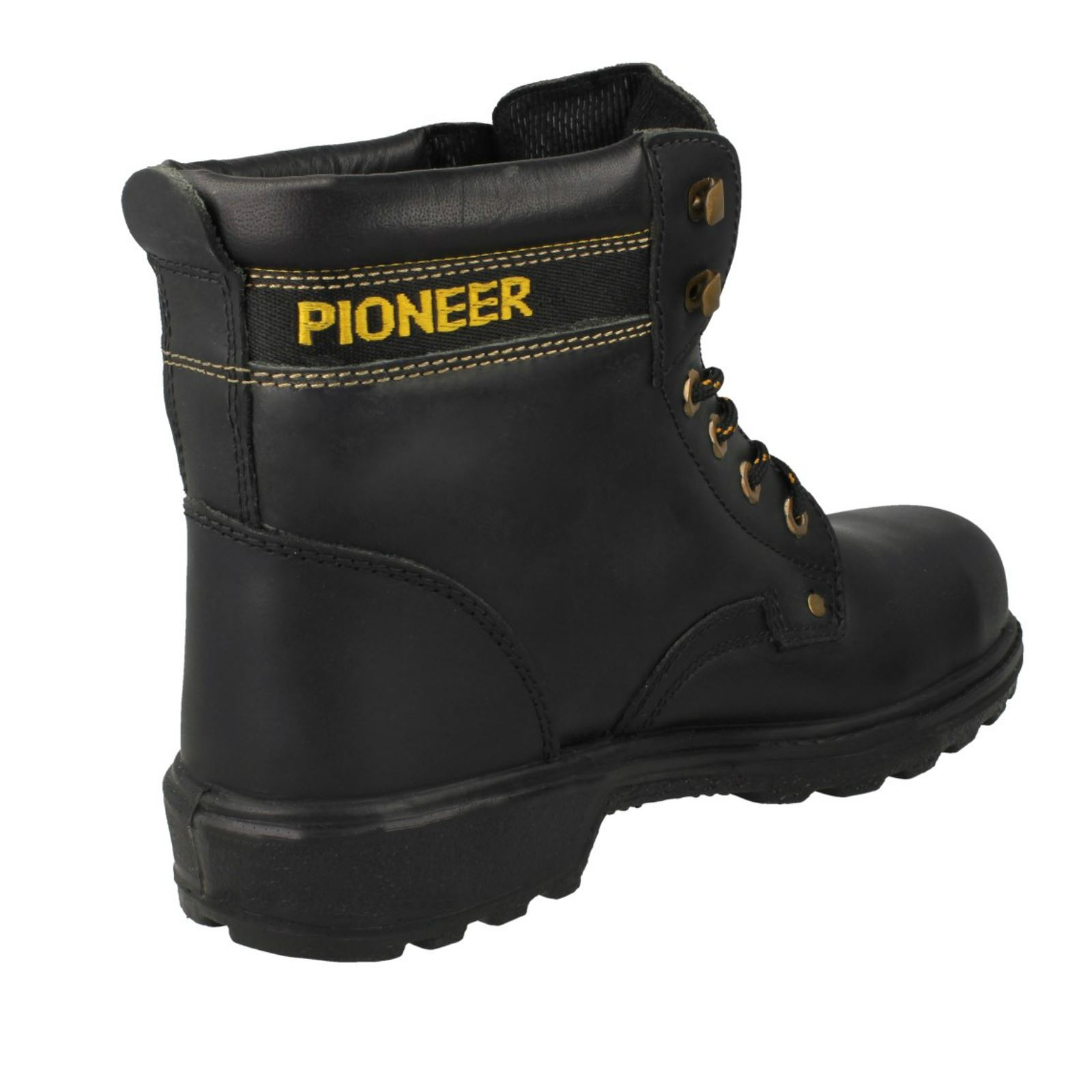 813bd096102 Details about Unisex Totectors Steel Toe Cap 'Safety Boots'
