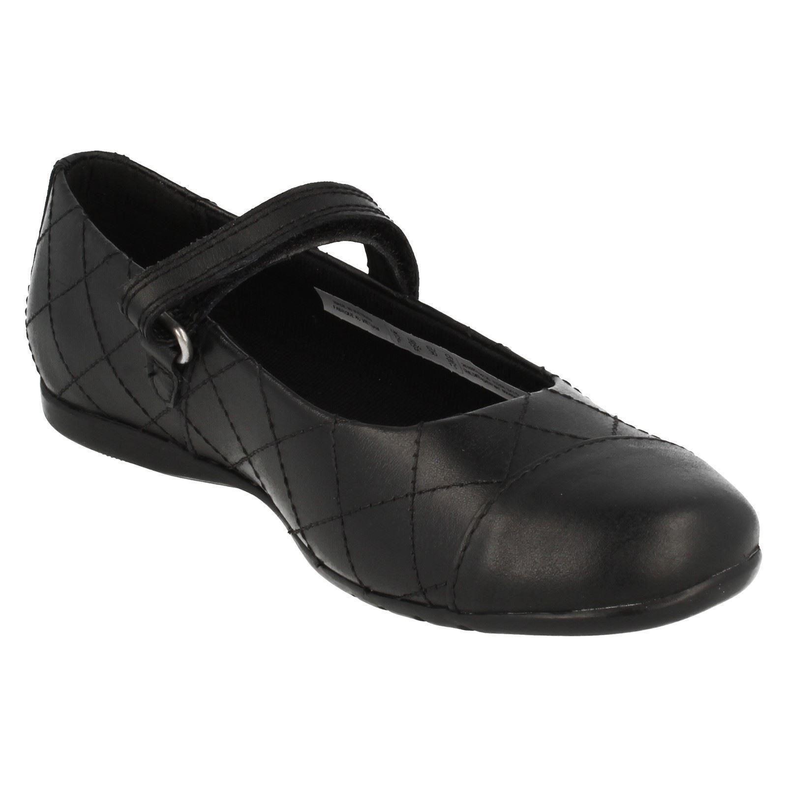 Girls Clarks School Shoes Dance Roxy