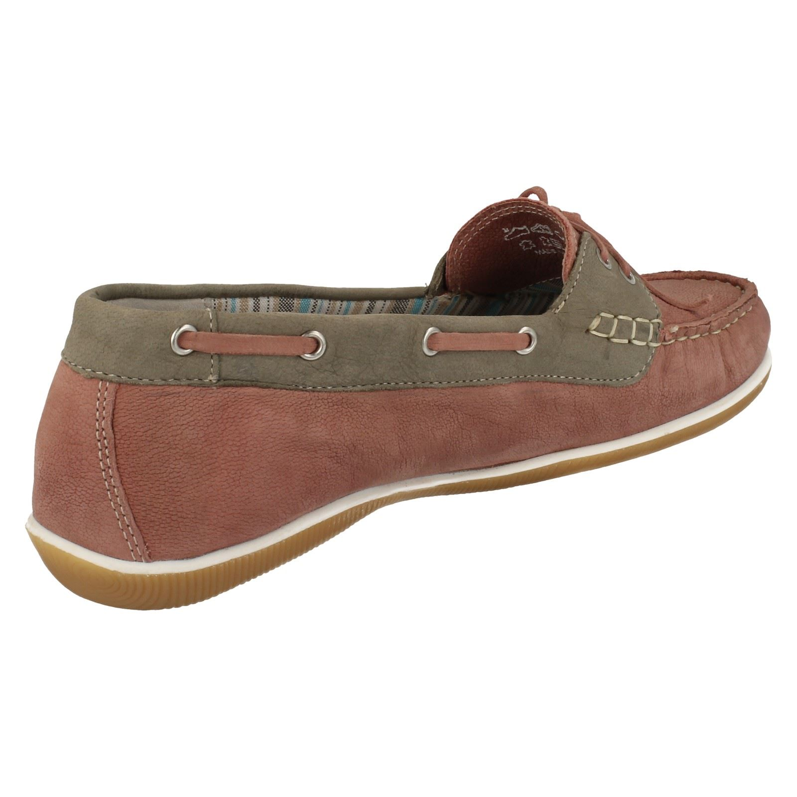 Ladies Padders Marina Moccasin Style shoes shoes shoes 6c044d