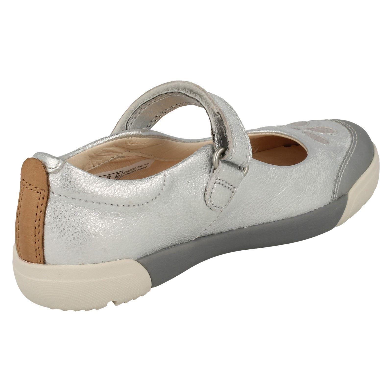 Mini Eden * Girls Clarks Mary Jane Style Shoes