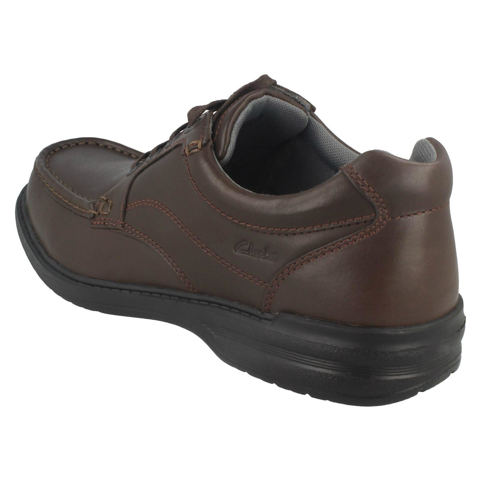 'Mens Clarks' Casual Shoes Keeler Walk
