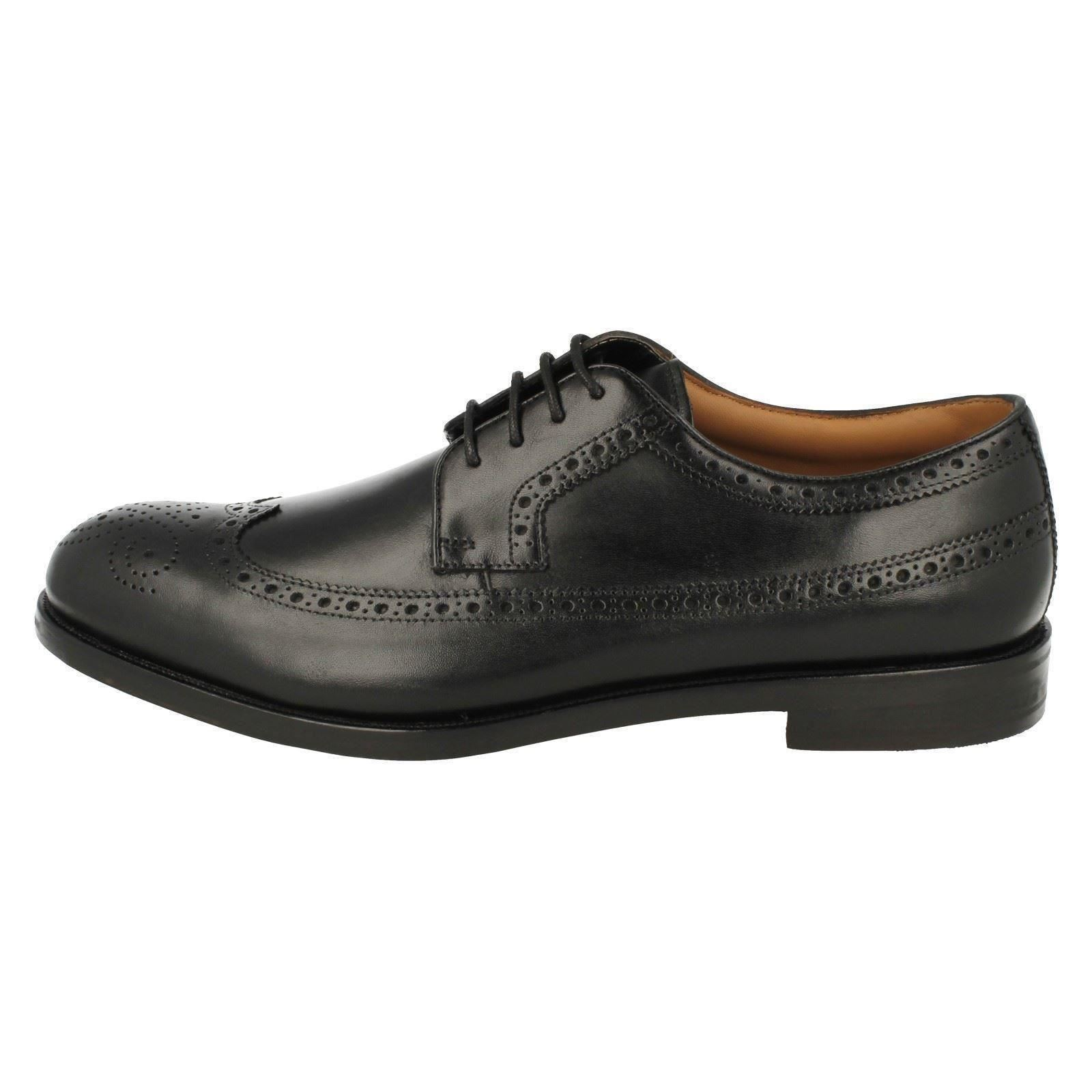 Herren Clarks Brogue Style Lace Lace Lace Up Leder Formal Schuhes Coling Limit 2c67e0