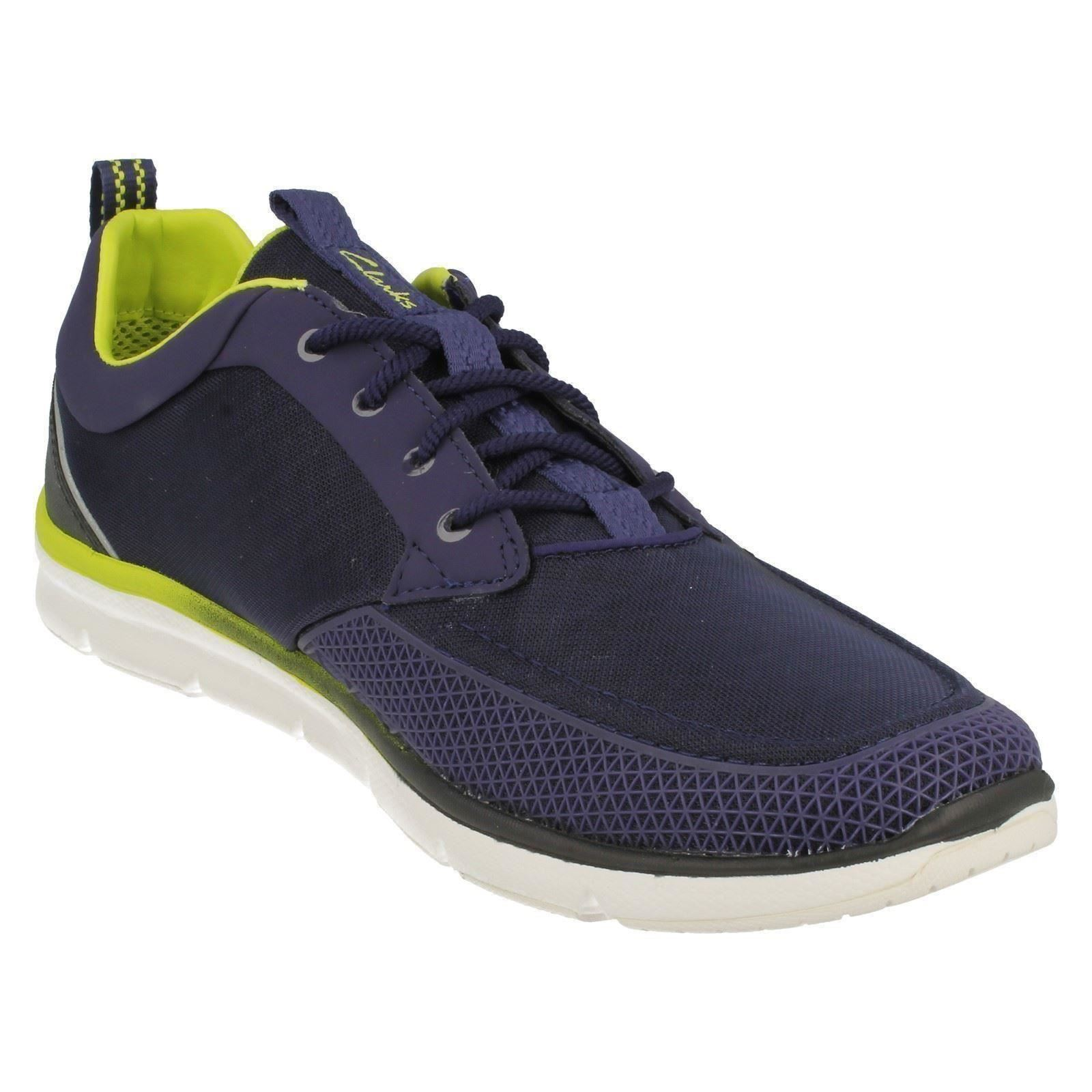 Mens Clarks Sports Shoes Orson Lite