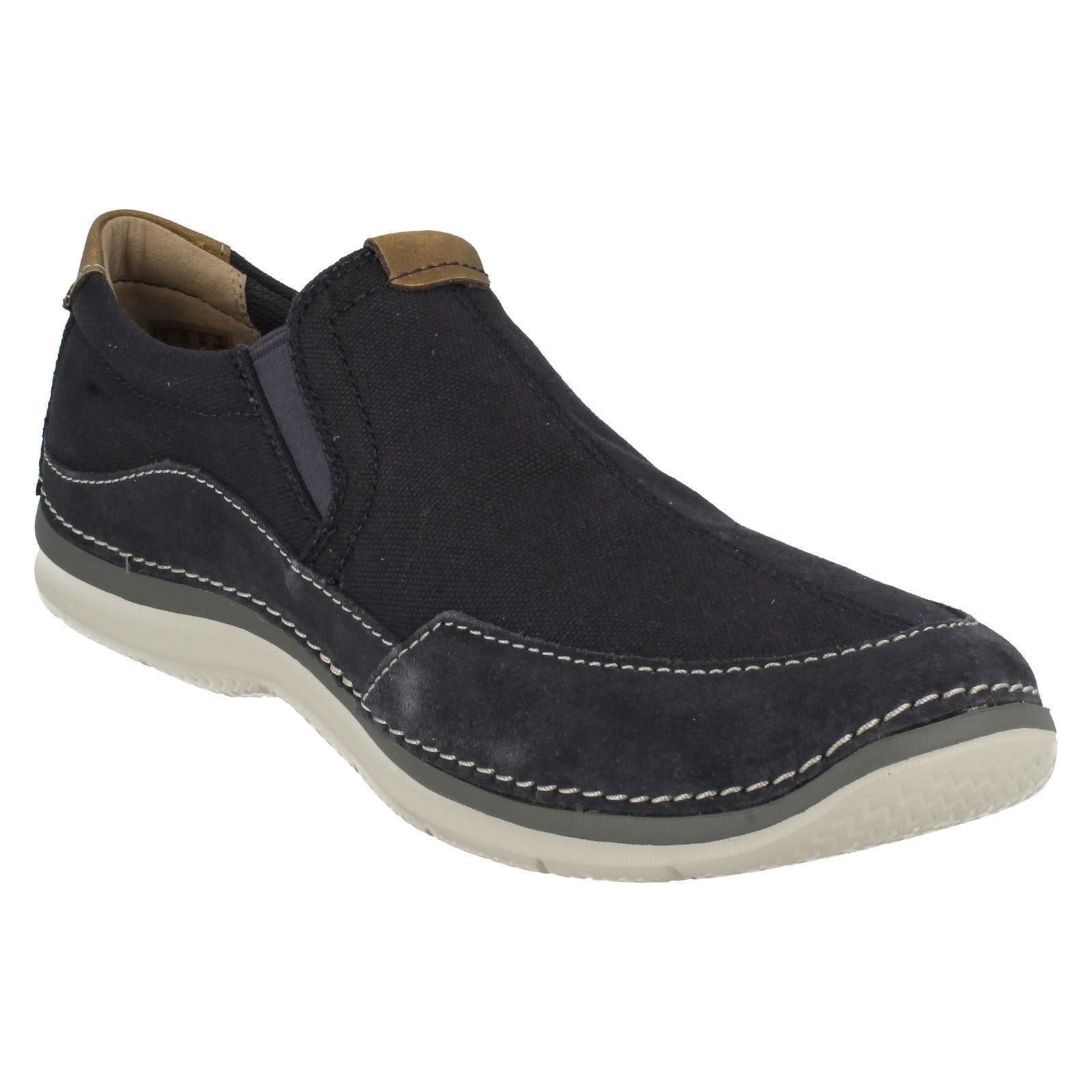 Mens-Clarks-Casual-Shoes-039-Ripton-Free-039