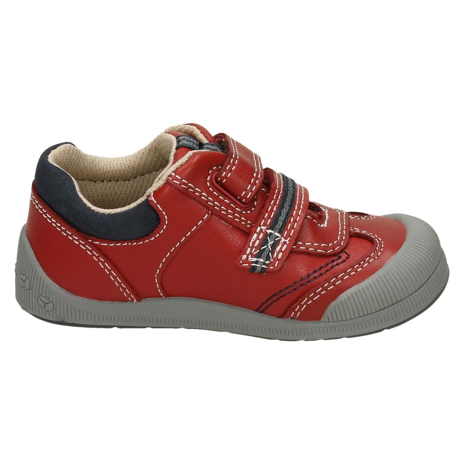 Boys Startrite /'Tough Bug/' Fst Casual Shoes