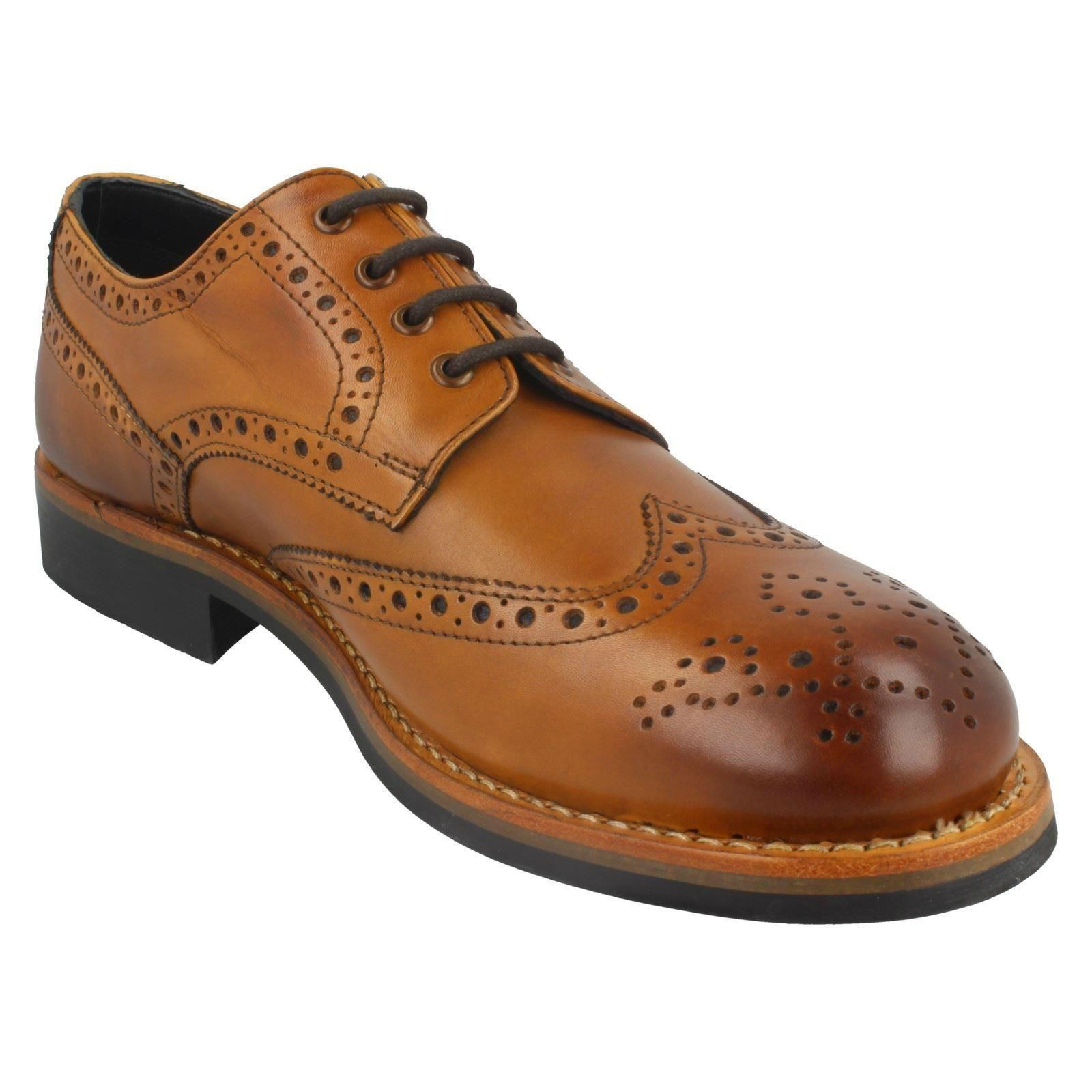 Formal Herren Catesby Formal  Lace-Up Schuhes MCATESPT002T c4aa52