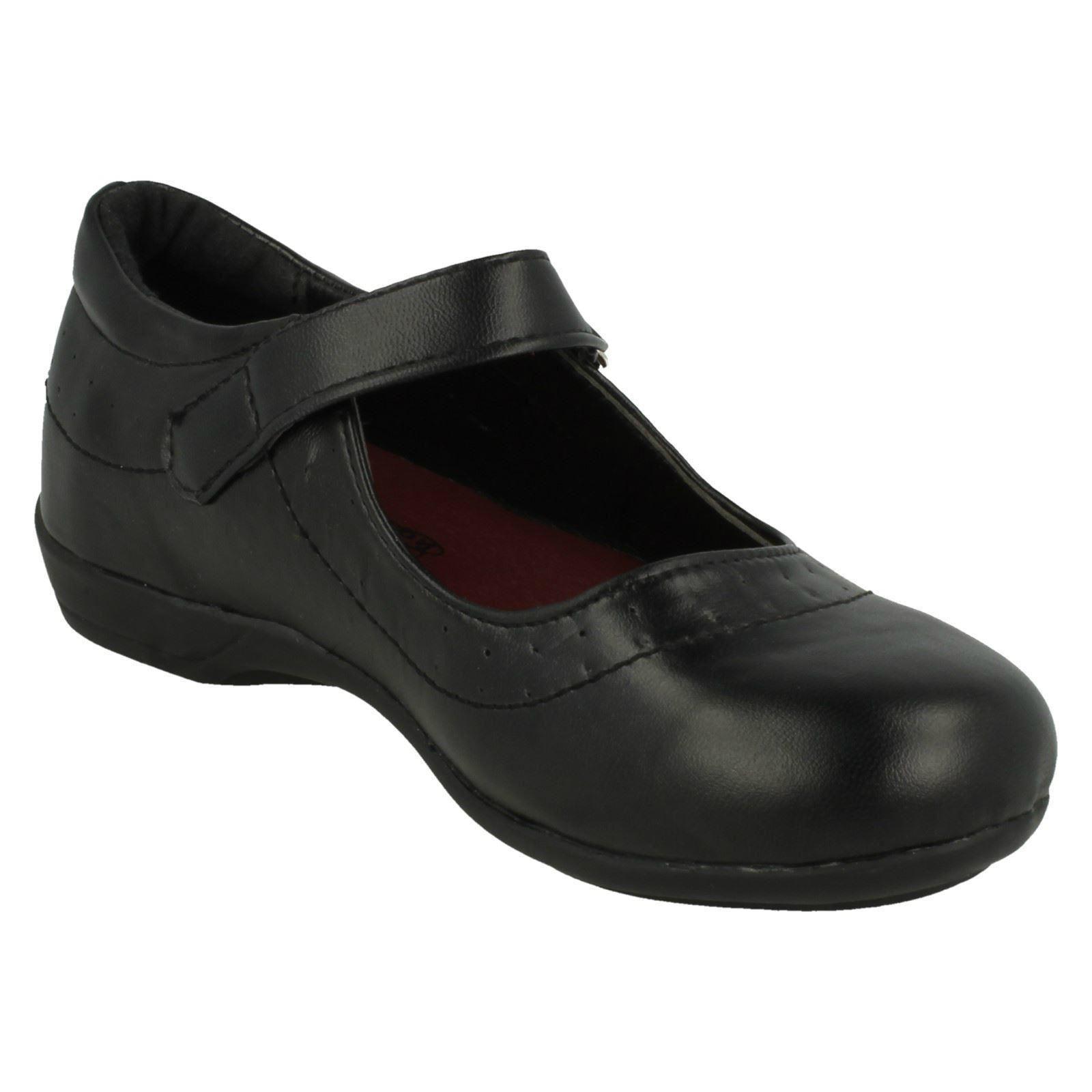 Girls Spot On School Shoes
