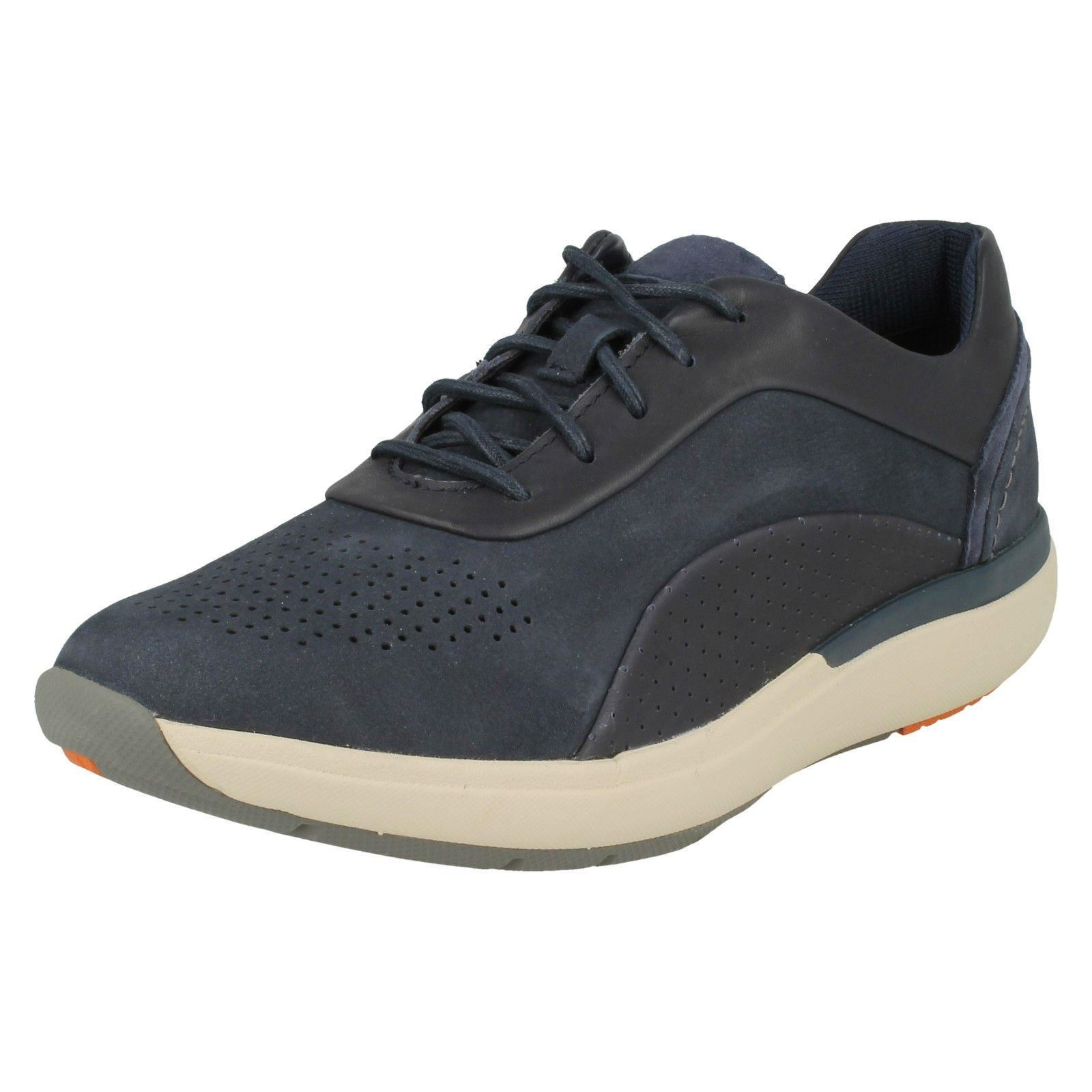 Clarks Unstructured CRUISE LACE - Trainers - navy KvvJqK2dMf