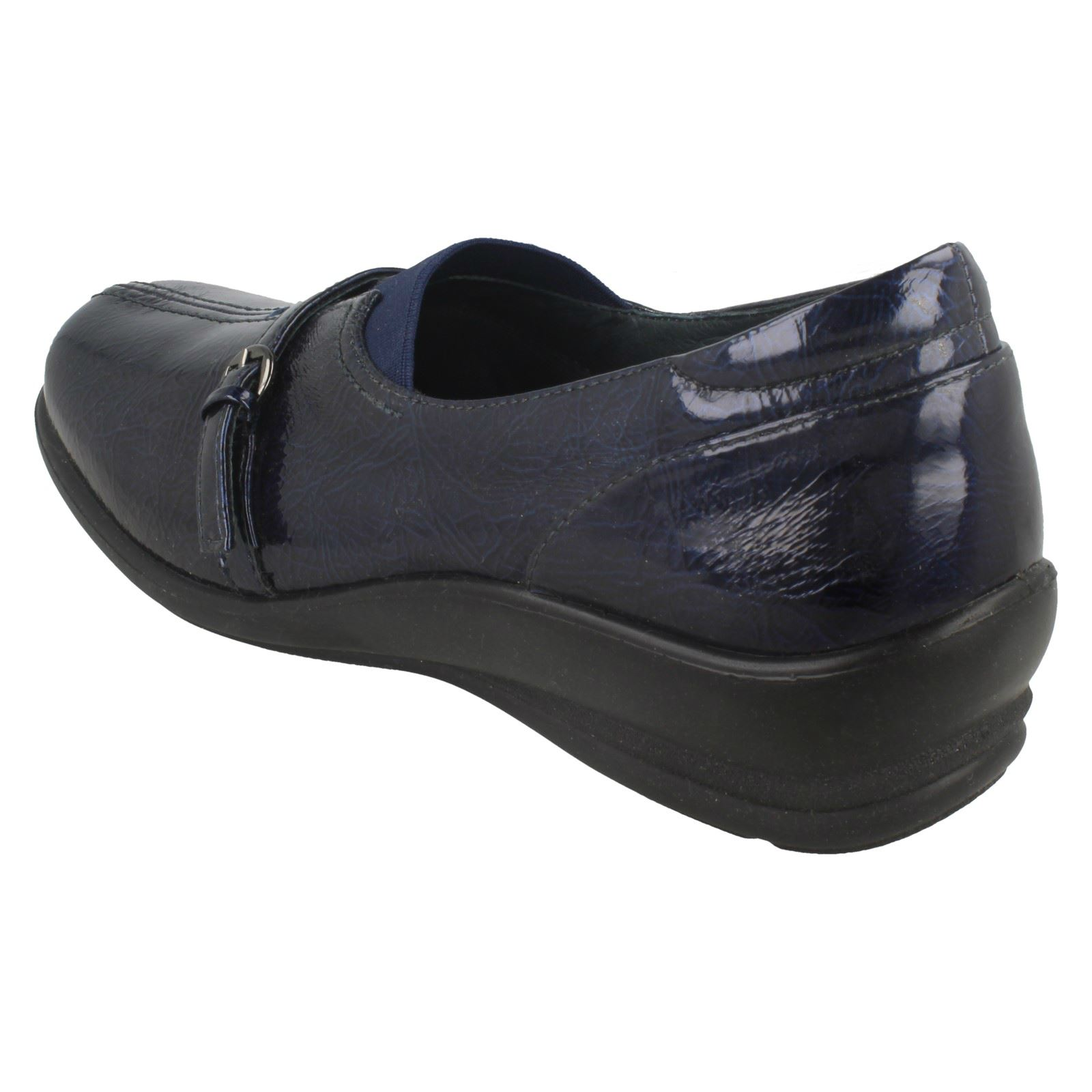 Ladies Padders Dual Fit System Casual Casual Casual Comfort Ballerine Shelley | Buy Speciale  3df806