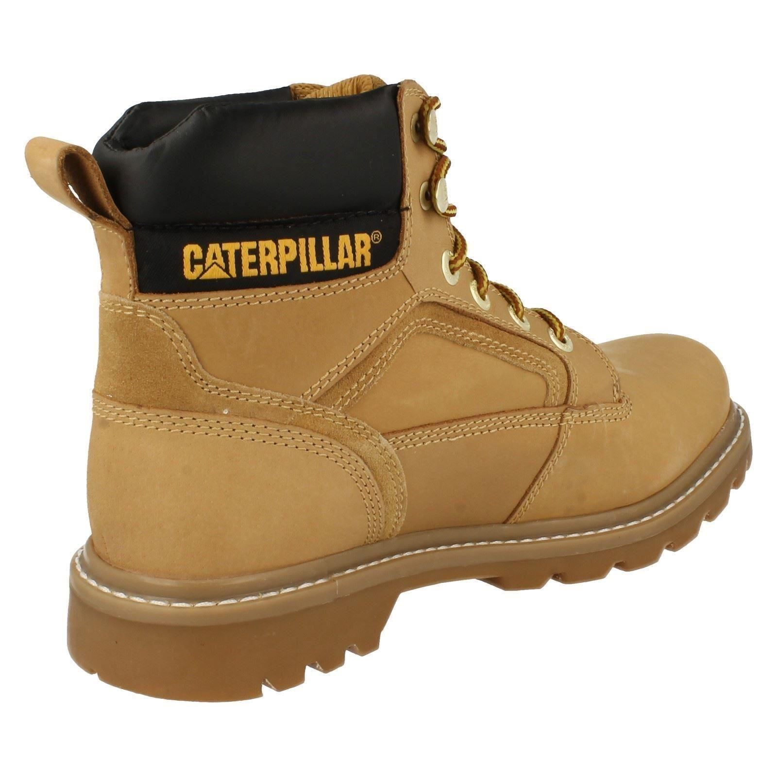 beige Botines Honey Stickshift hombre casuales para Caterpillar TqUT7Yw