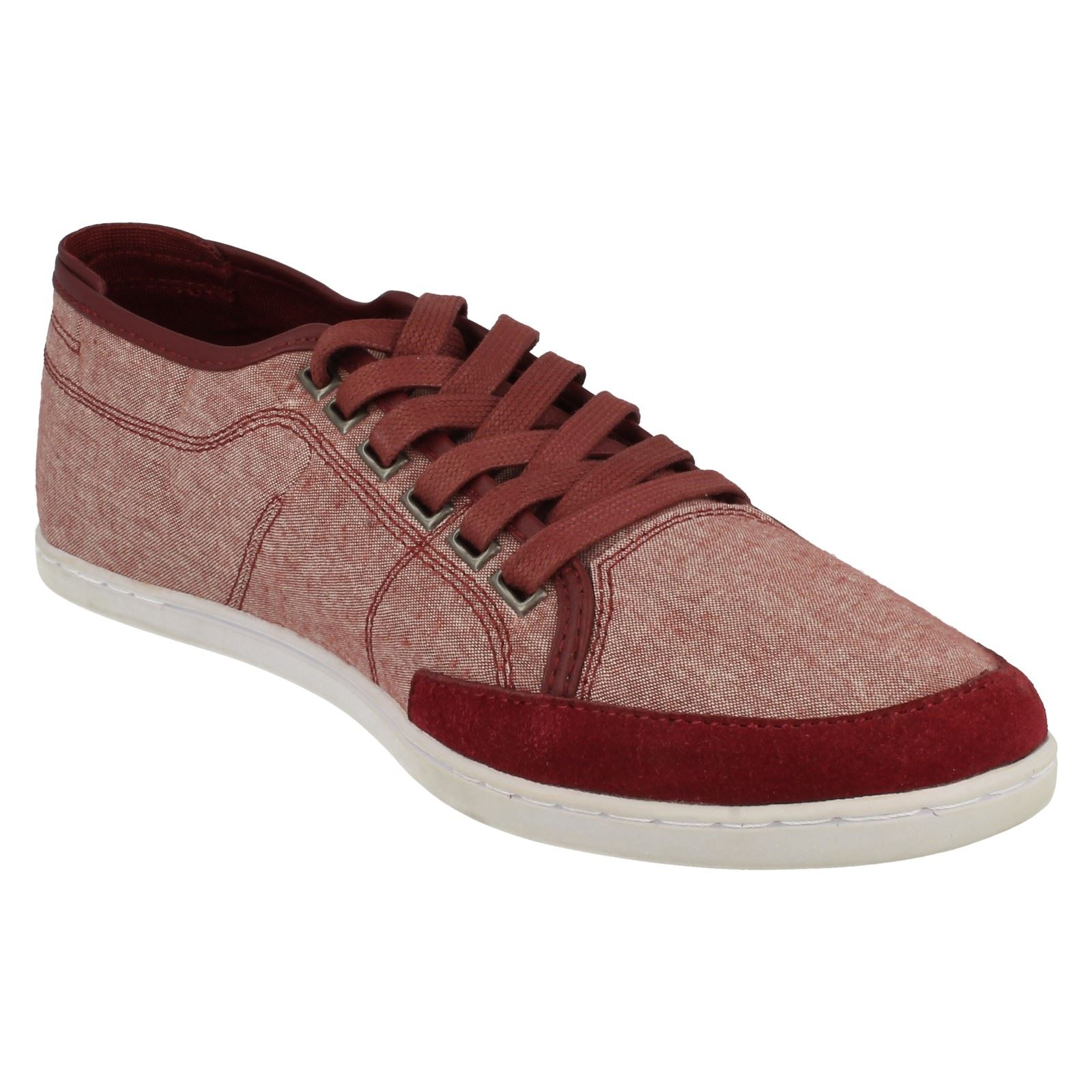 Boxfresh Para Hombre Casuales zapatos-Sparko Fab