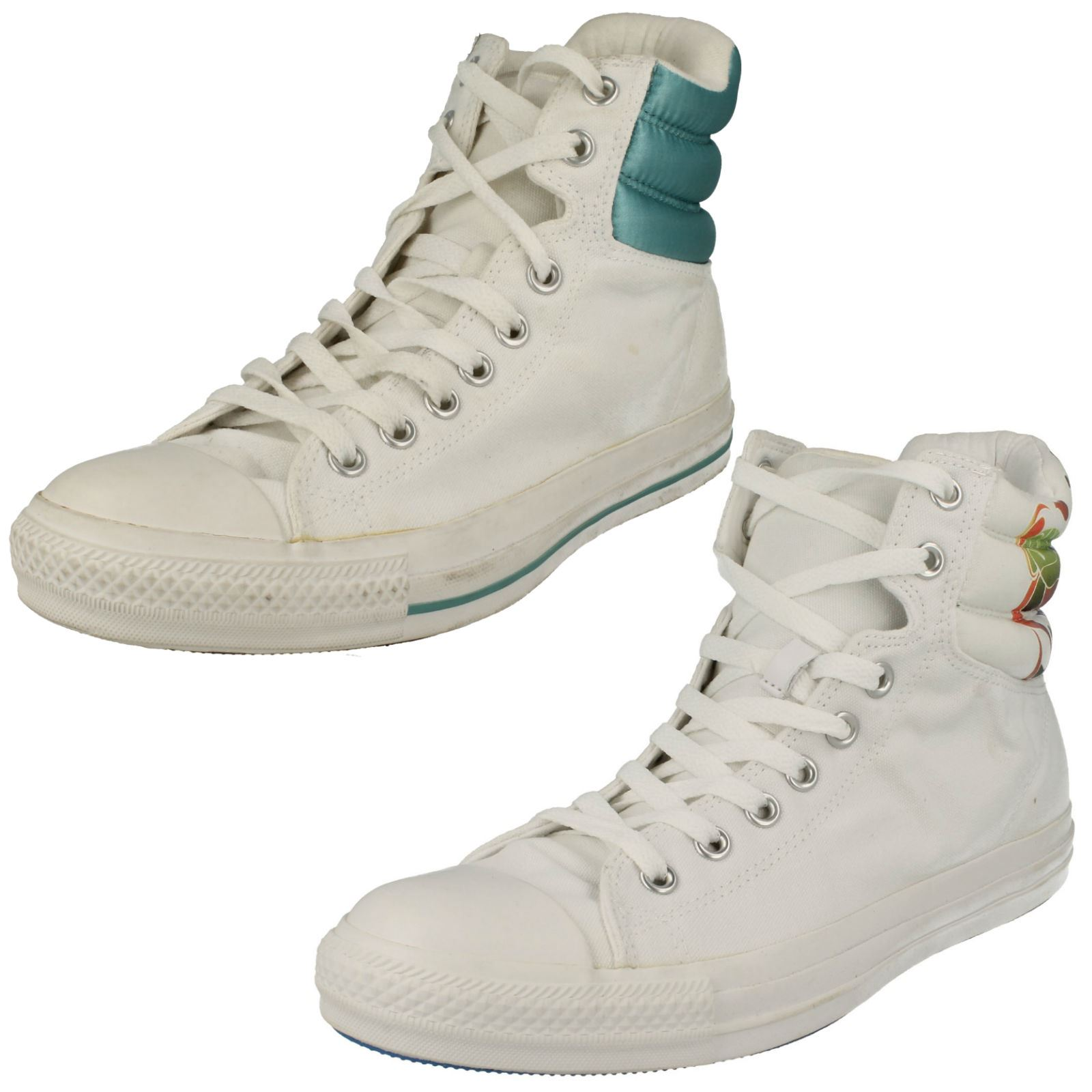 Unisex Converse Hi-Top Pumps CT Padd Coll Hi