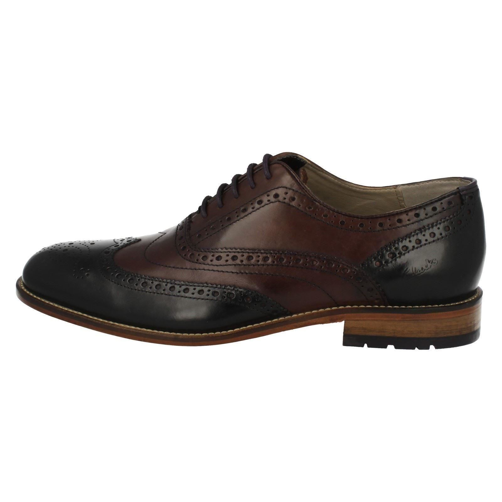 Limit Lace Up Black Formal Mens Clarks Brogues Penton SYqfExFwa