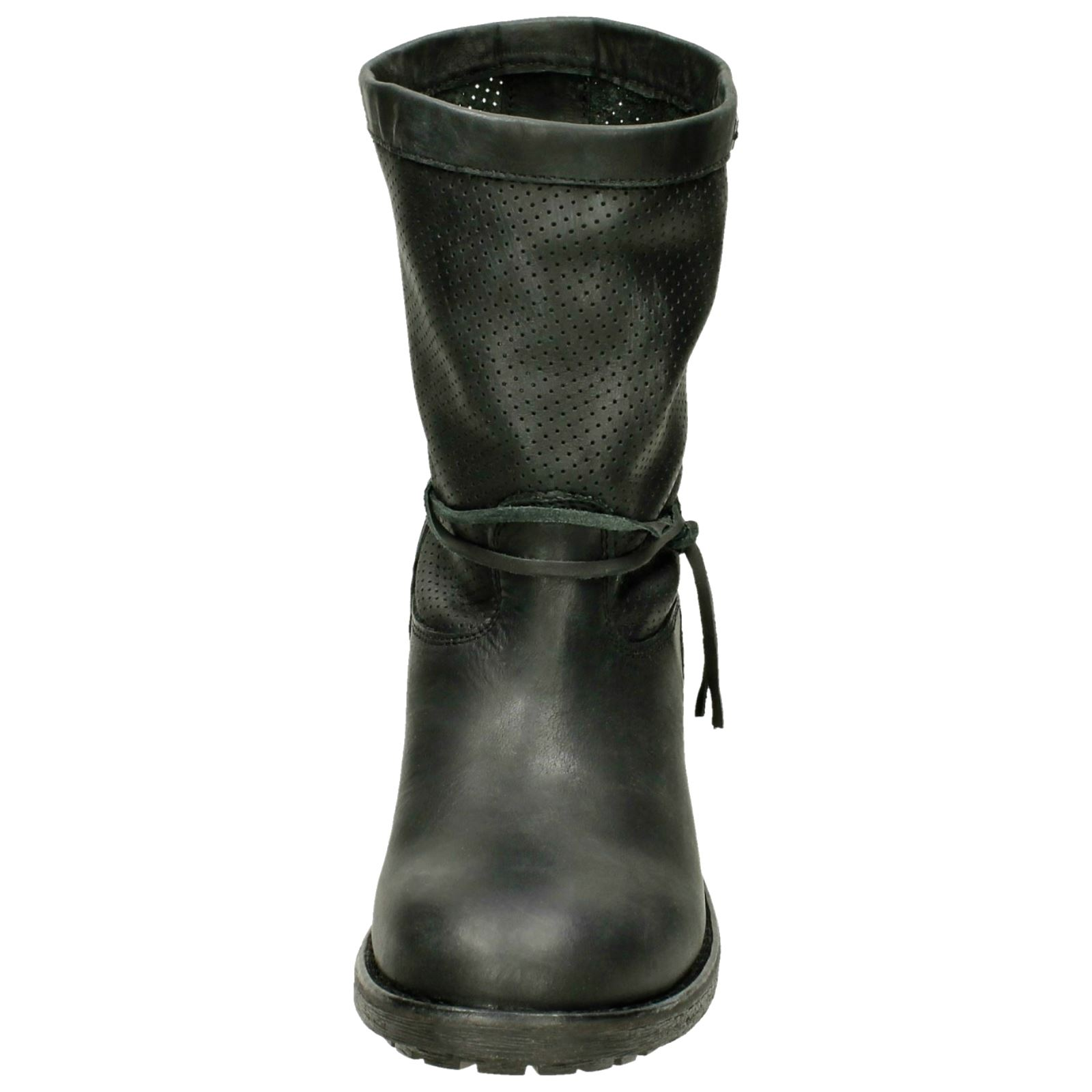 Ladies Harley Davidson Silicia D83972 Mid Calf Boot