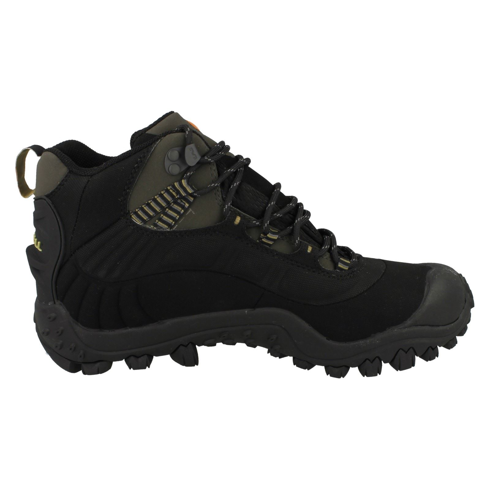 6c41449d31e Details about Mens Merrell Casual Waterproof Lace Up Walking Boots -  Chameleon