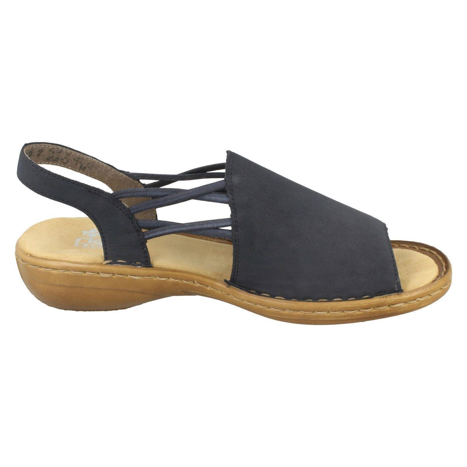 Womens Ladies Flatform Cork Espadrille Sandals Wedge Lace Up Ankle Shoes YAT2
