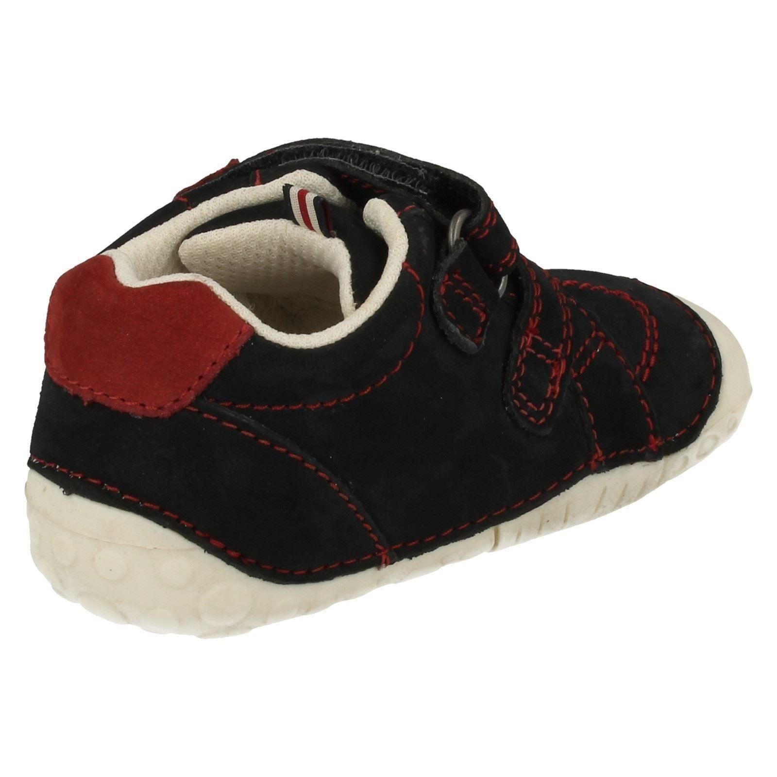Boys Startrite Casual First Shoes Baby Turin