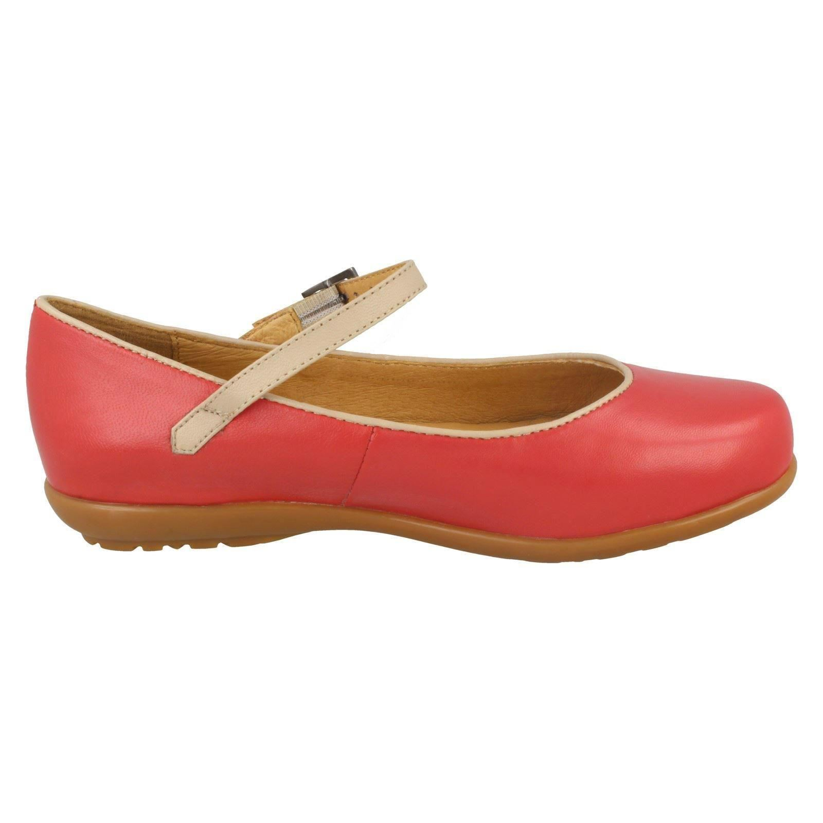 Señoras Easy Casual B Casual Easy Mary Janes Penzance 78454R 66b12d