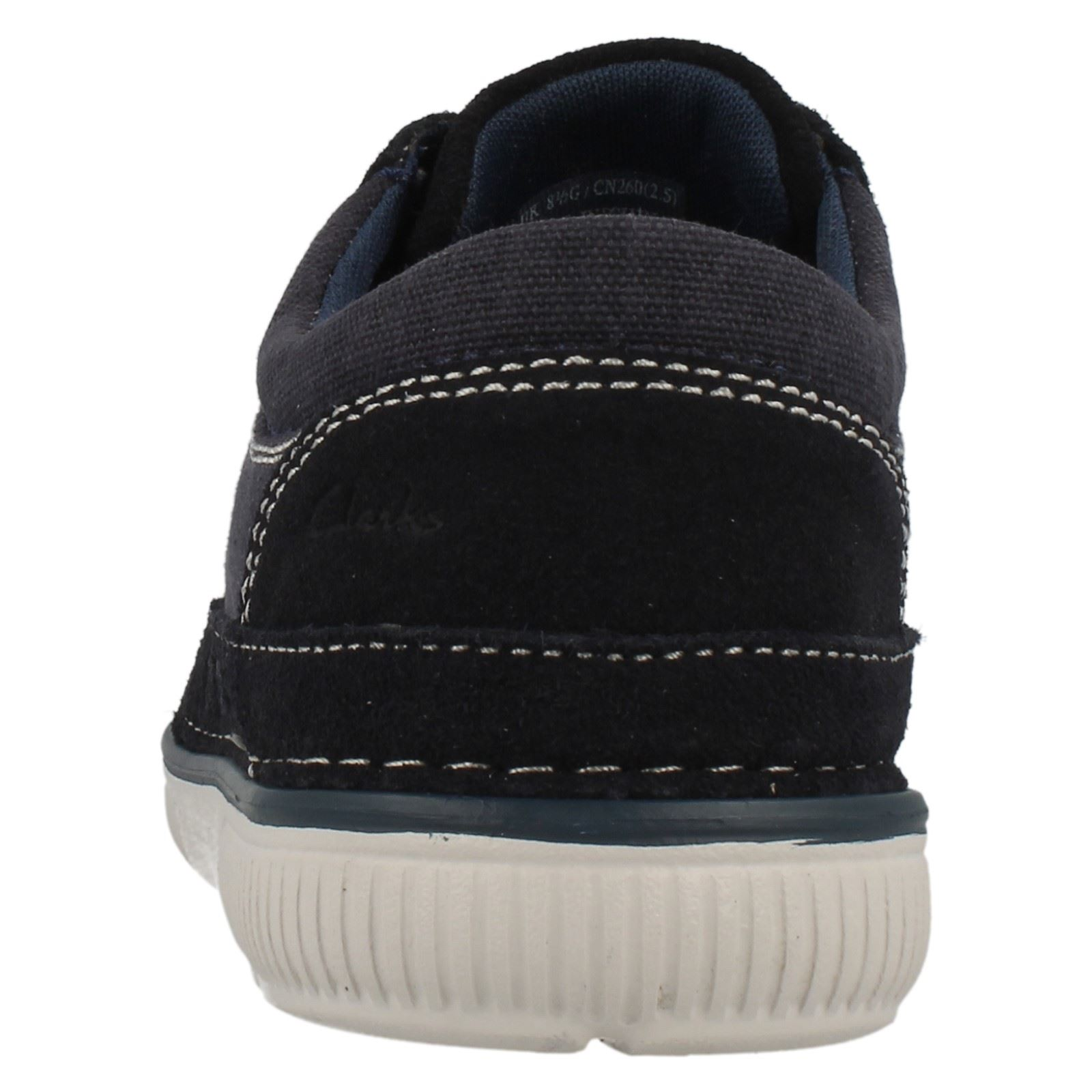 Sulley Navy Casual Mens Ollie Clarks Shoes 5qqtX