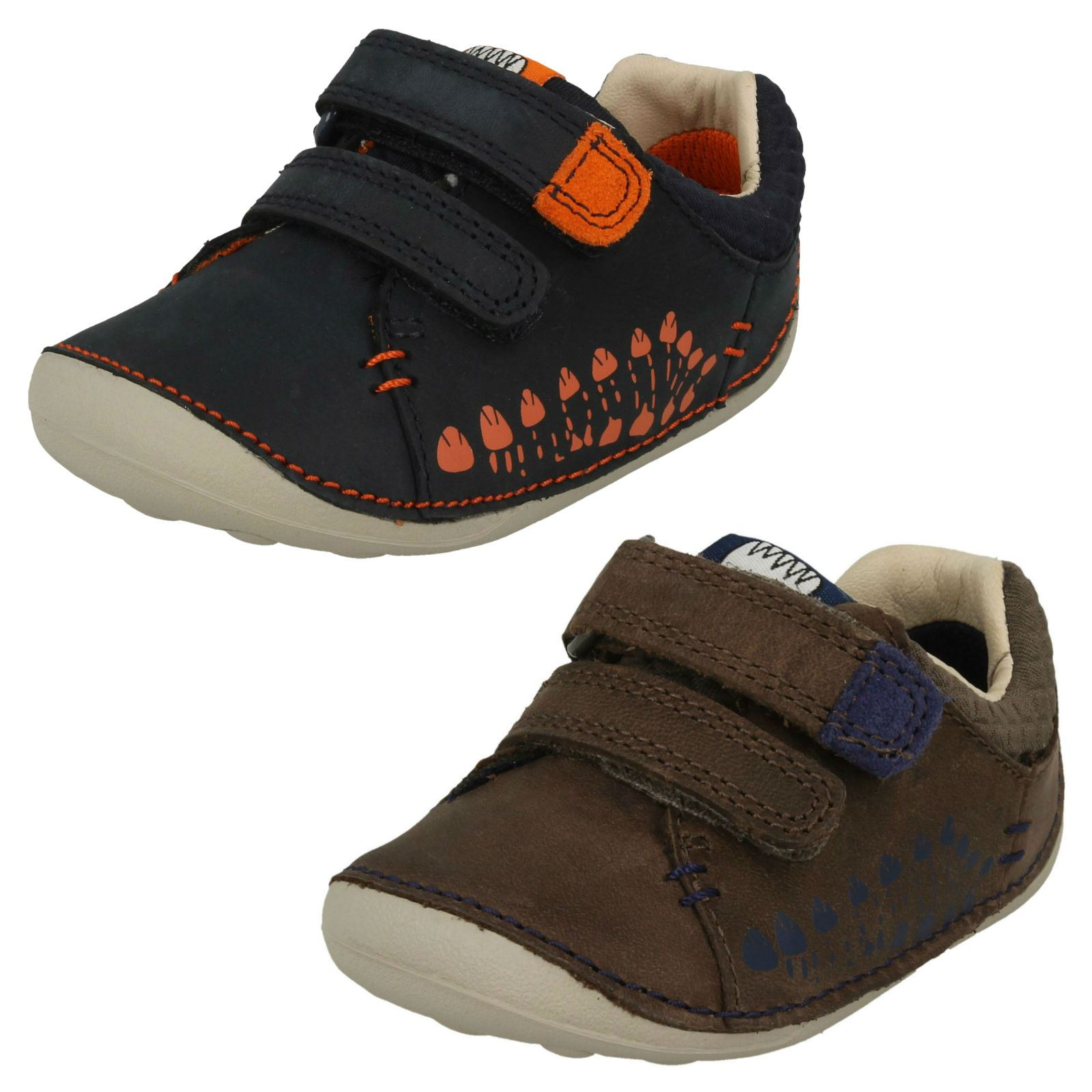 Boys Clarks Casual Pre-Walkers Tiny Trail