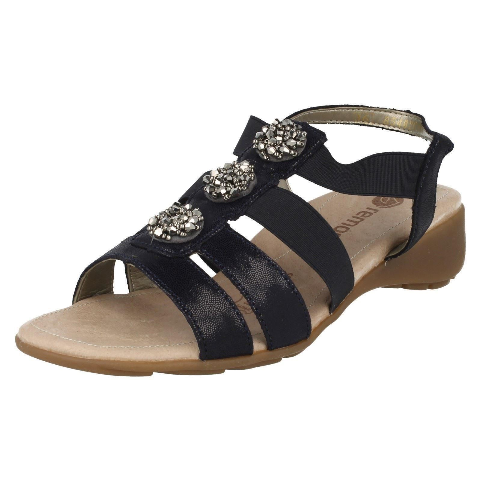 Man's/Woman's Ladies Remonte Remonte Ladies Smart Sandals R5267 the most convenient Low price Excellent function 62d6b3