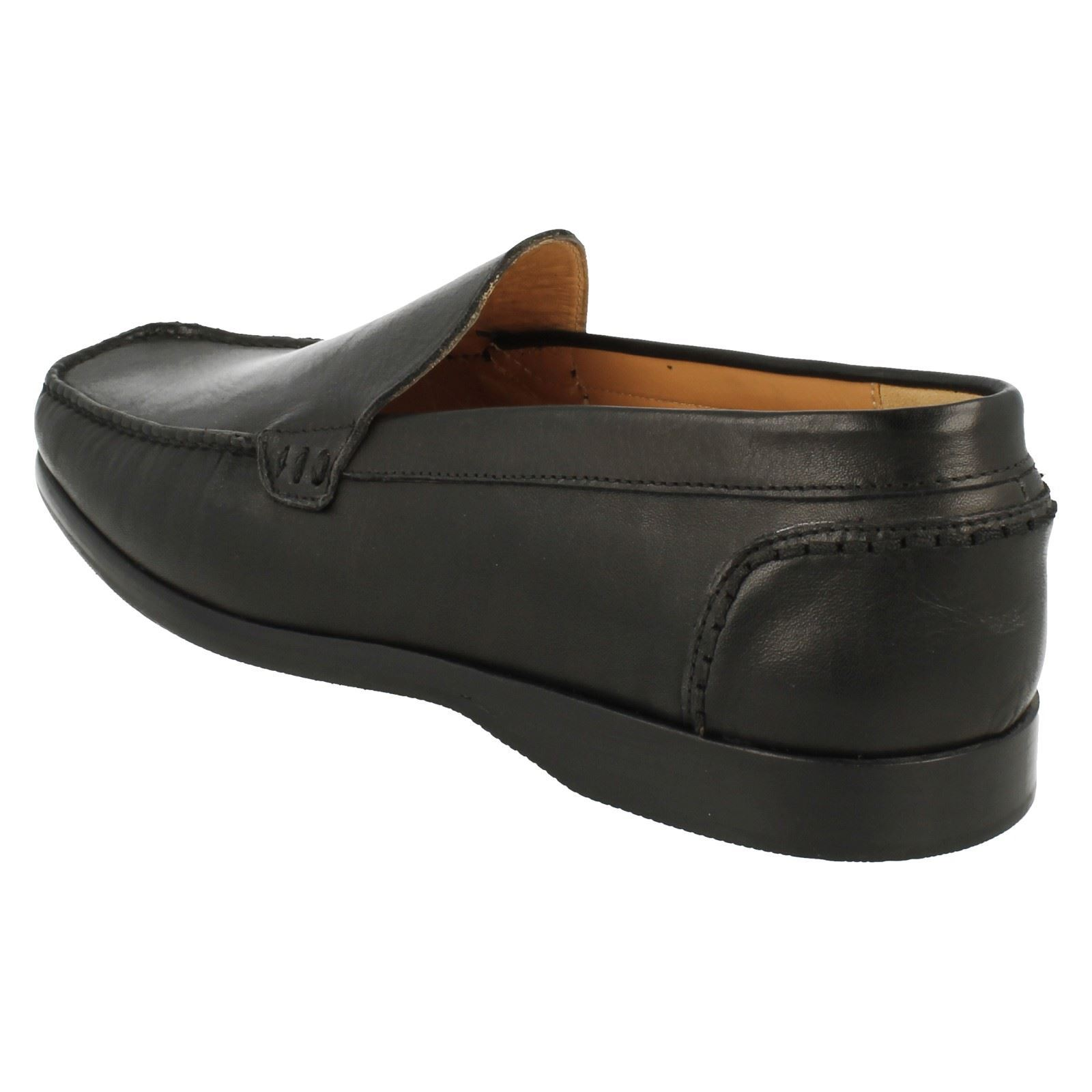 Mens Grenson Moccasin Shoes /'Cardiff/'