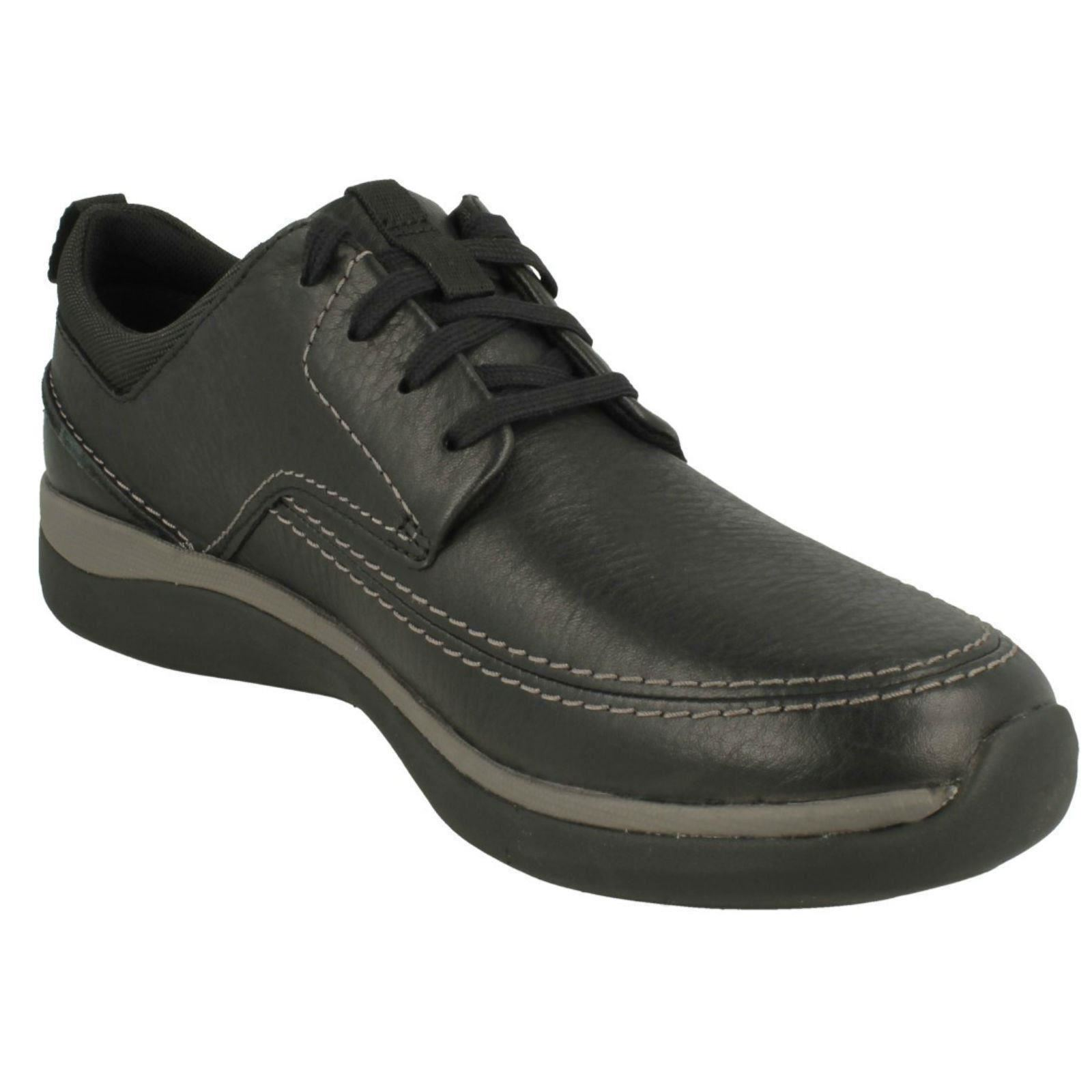Mens-Unstructured-by-Clarks-Lace-Up-Shoes-039-Garratt-Street-039 thumbnail 10