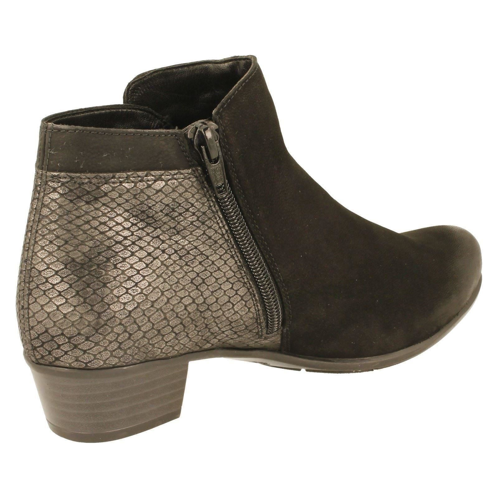 Ladies Remonte Ankle Ankle Ankle Boots D3579 411a97
