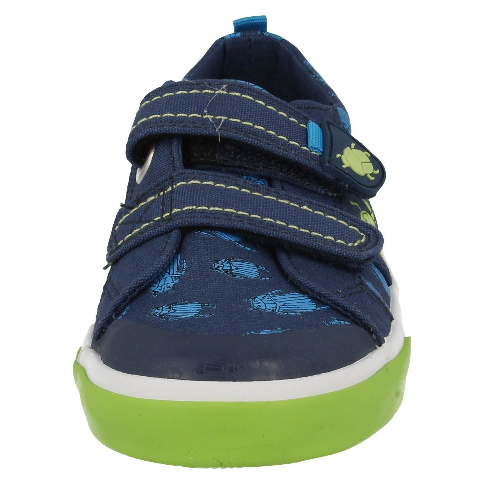 Boys Startrite Machine Washable Pumps Big Bug