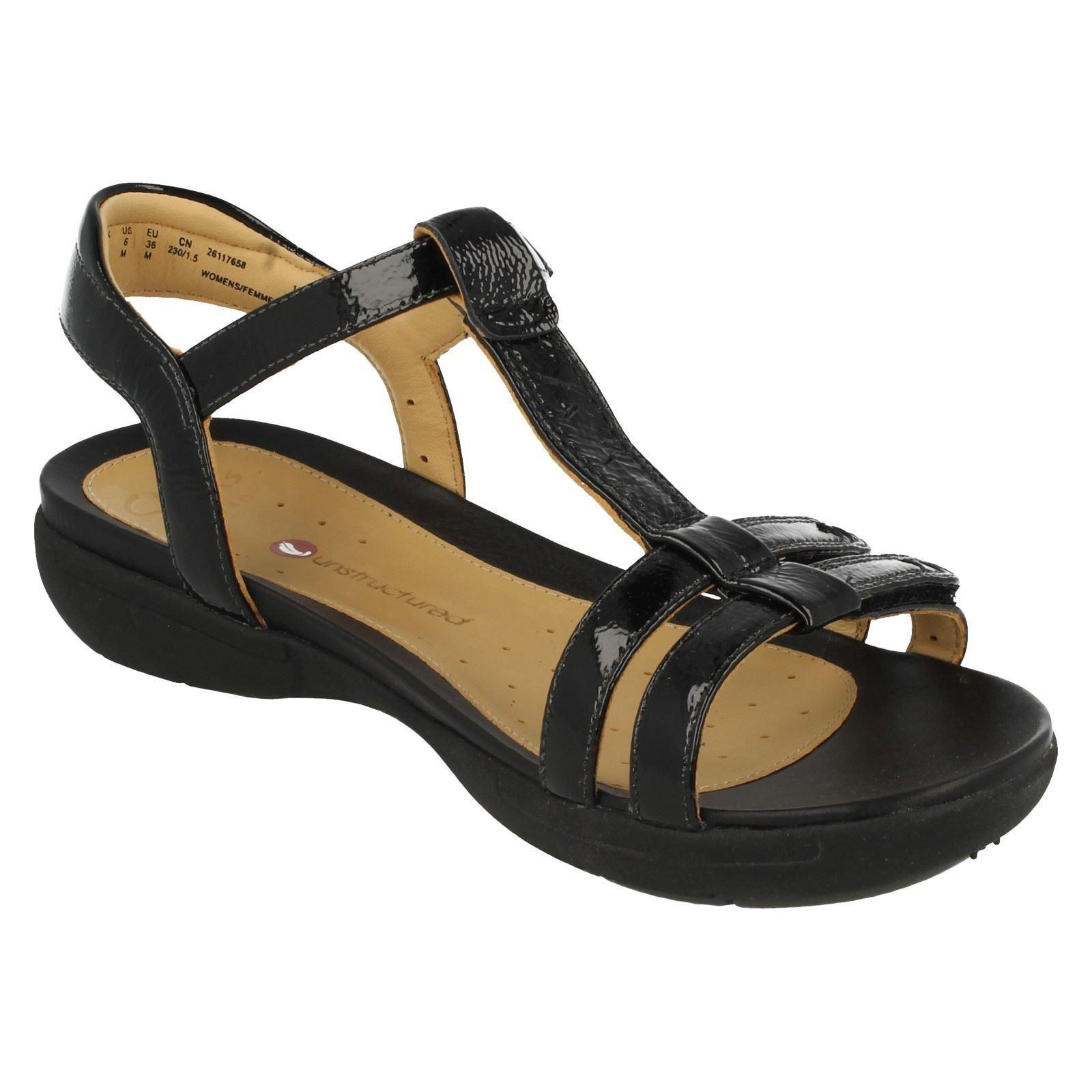 b7e478d30e6c8 Ladies-Clarks-Unstructured-Sandals-039-Un-Vaze-039 thumbnail