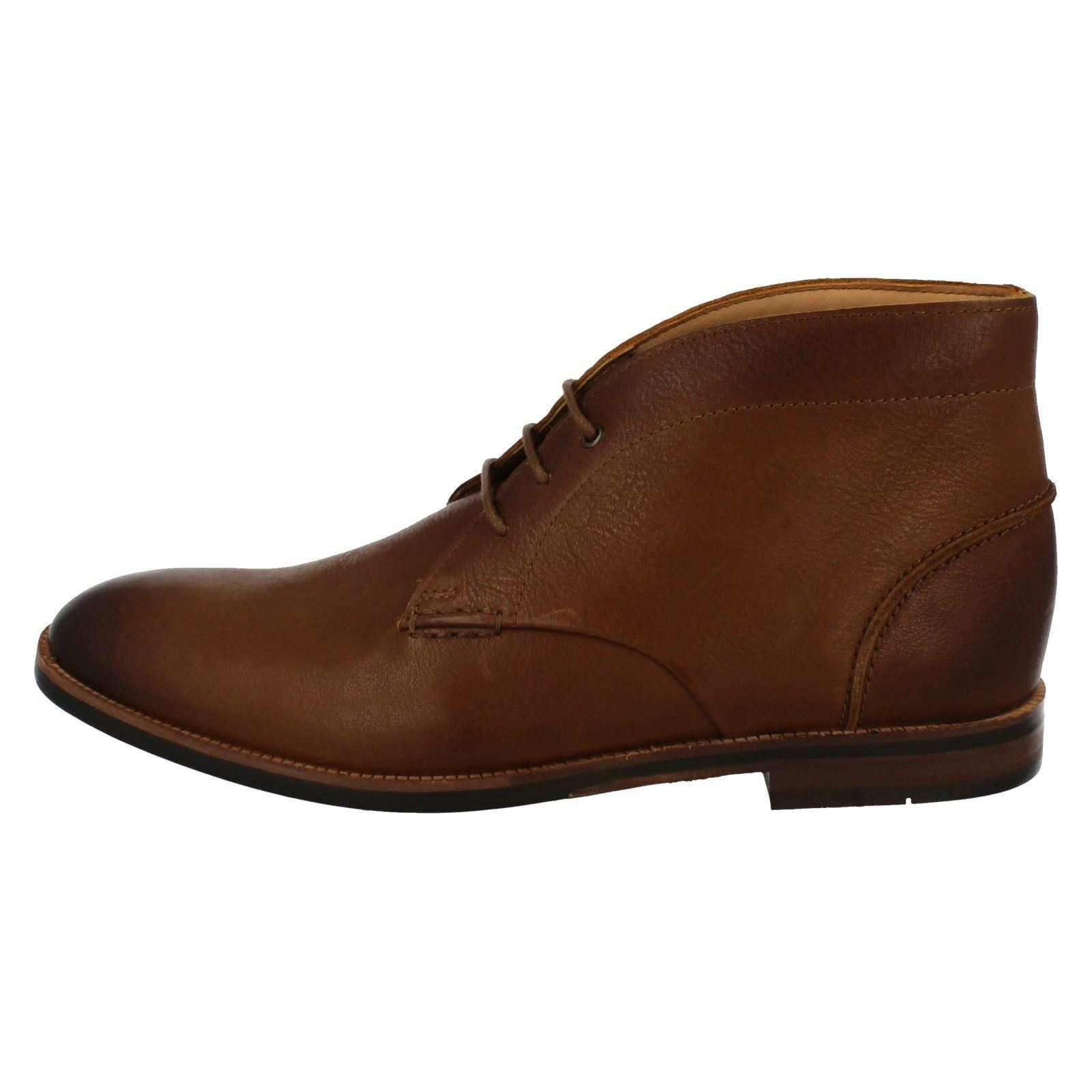 Up Uomo Clarks Smart Lace Up  Ankle Stiefel 'Broyd Mid' 8d0c46
