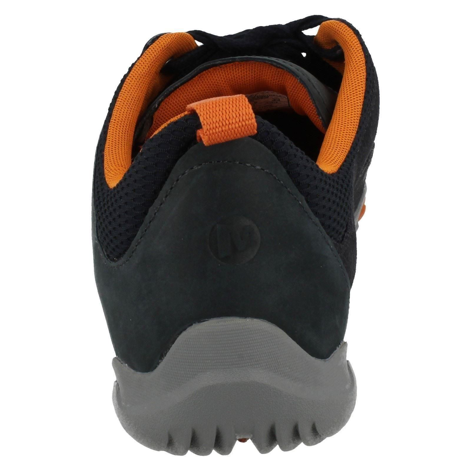 Shoes Lace Mens Telluride Merrell Navy Walking xw1Ew