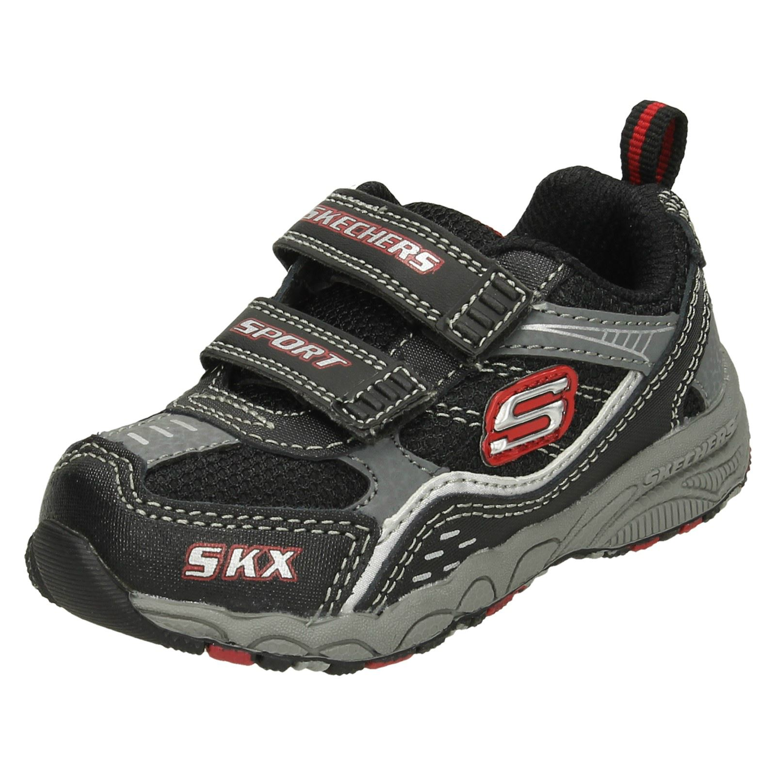 Infant Boys Skechers Trainers Bamboozle 95002N