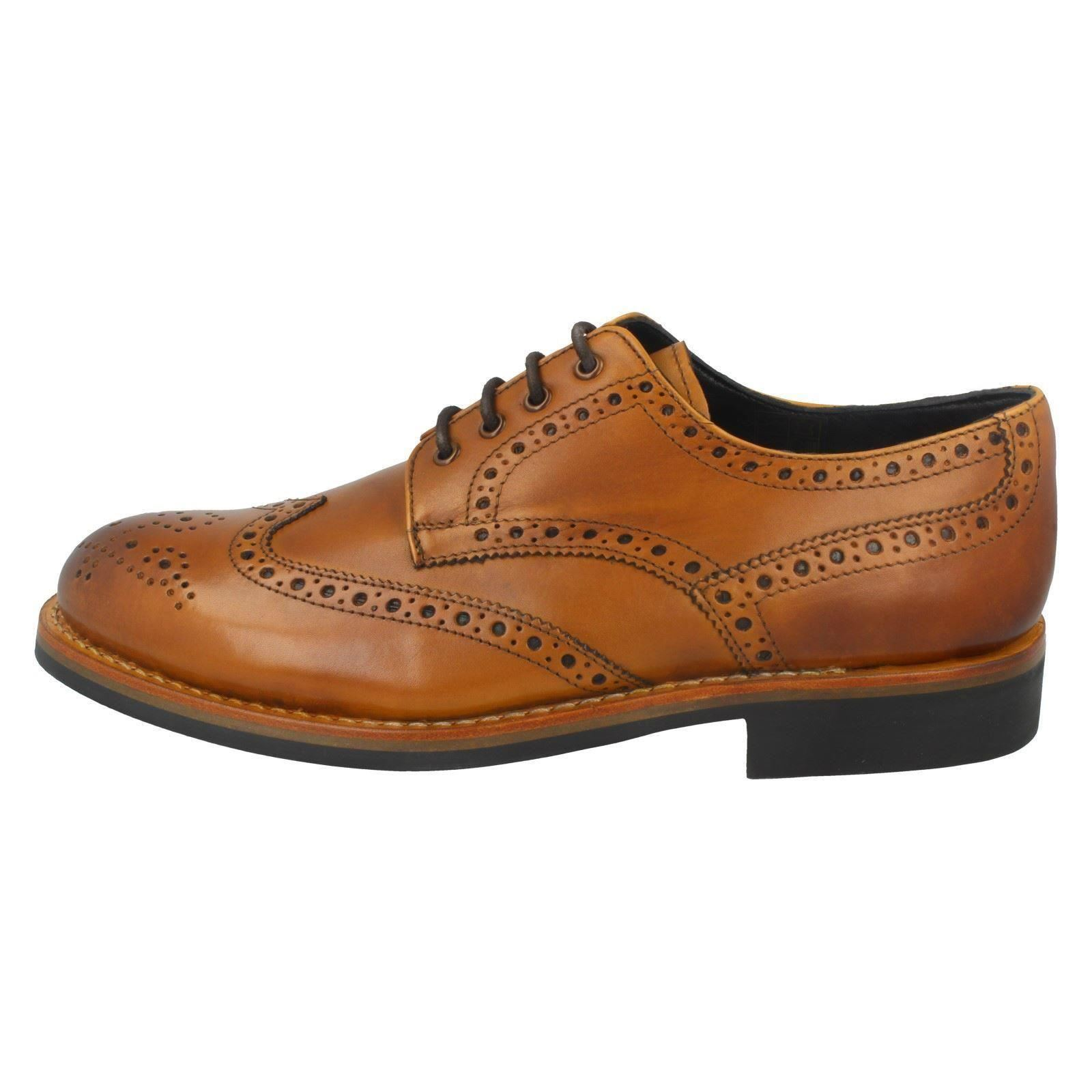 Lace Mens 'mcatespt002t' brown Catesby Shoes Tan up Formal wHaqHx6Z