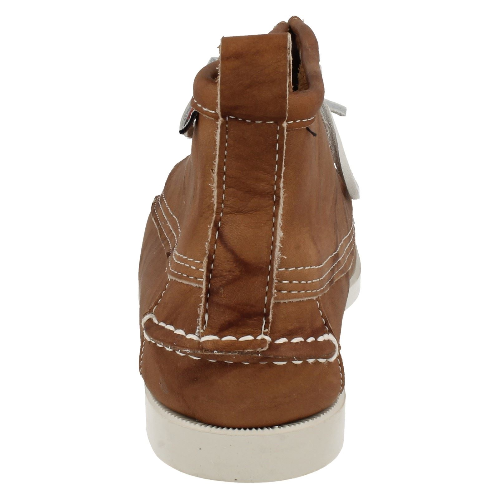 Ladies-Sebago-Lace-Up-Ankle-Boot-Beacon