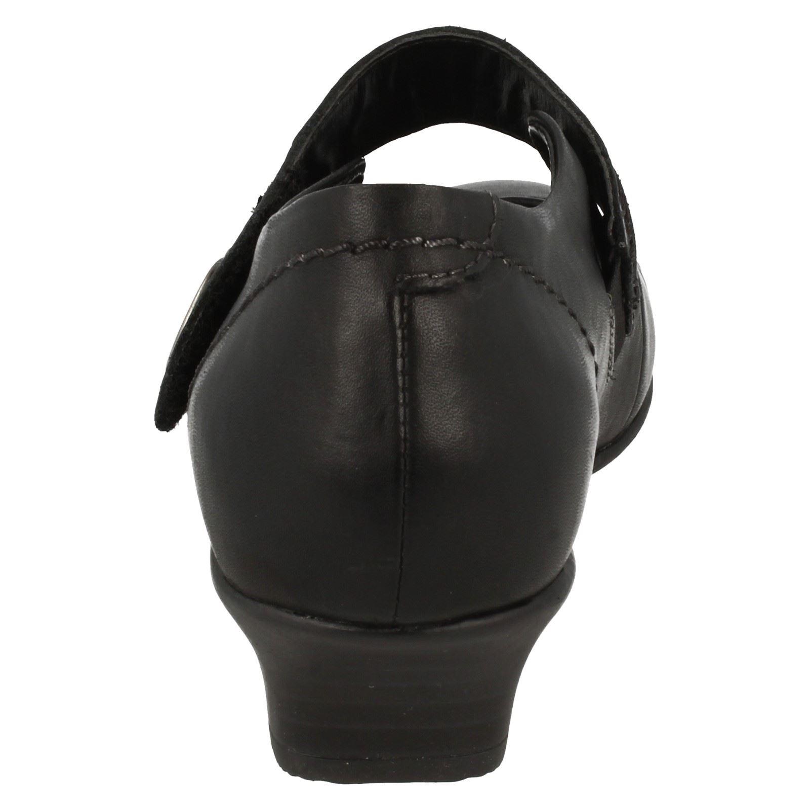 Remonte D7205 donna Smart tacco con Scarpa nera 6qUw71FUT