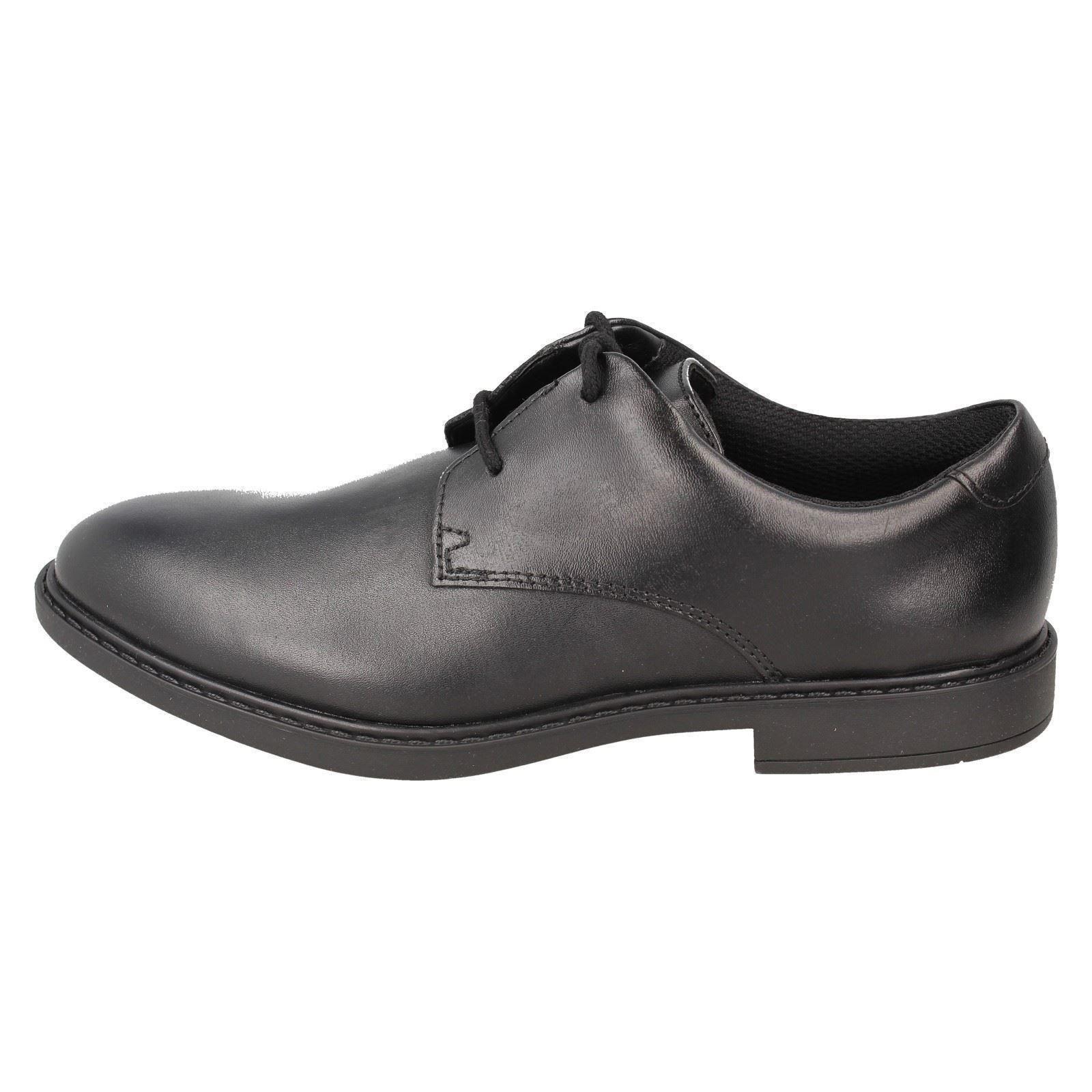 Boys Clarks Stylish Formal//School Shoes Scala Loop