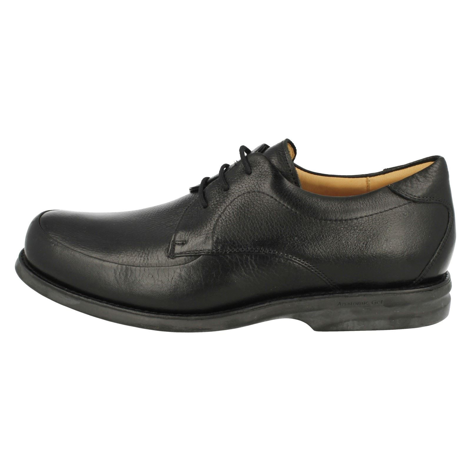 Uomo Anatomic Leder Schuhes Formal Lace Up Fastening Schuhes Leder - 'New Recife' c72606