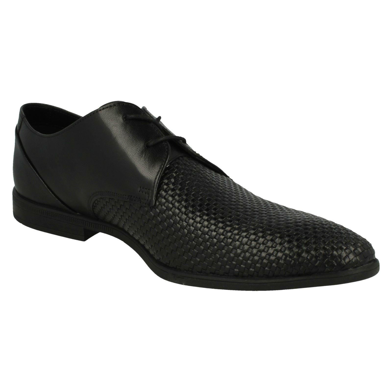 Mens Clarks Stylish Lace Up Shoes