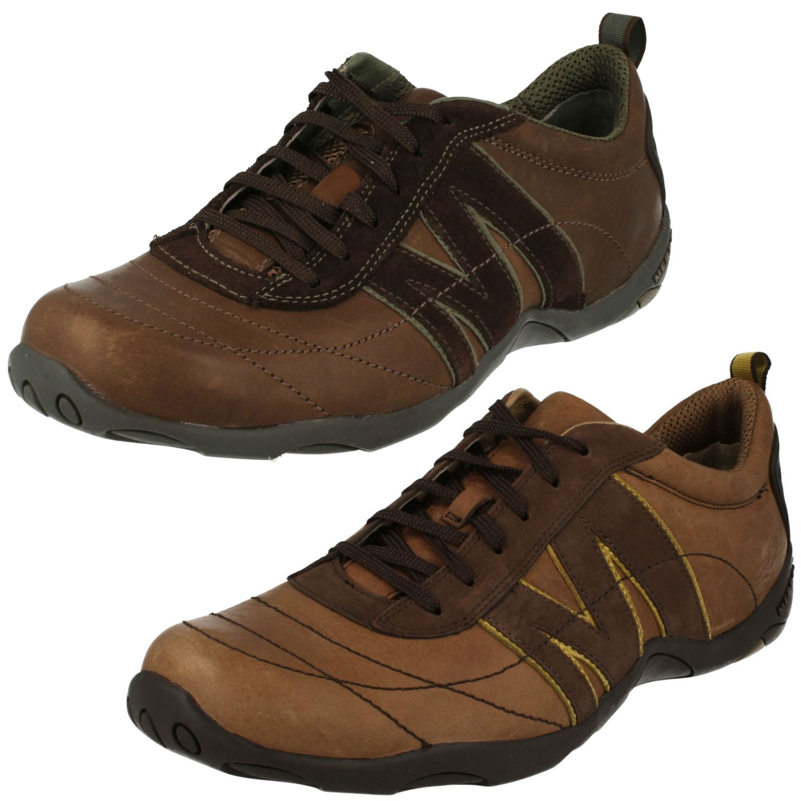 Mens Merrell Lace Up shoes Scalar