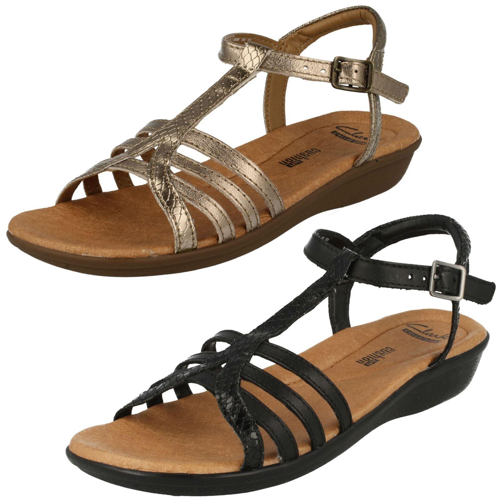 9ed355bda Details about Ladies Clarks Sandals Manilla Porta