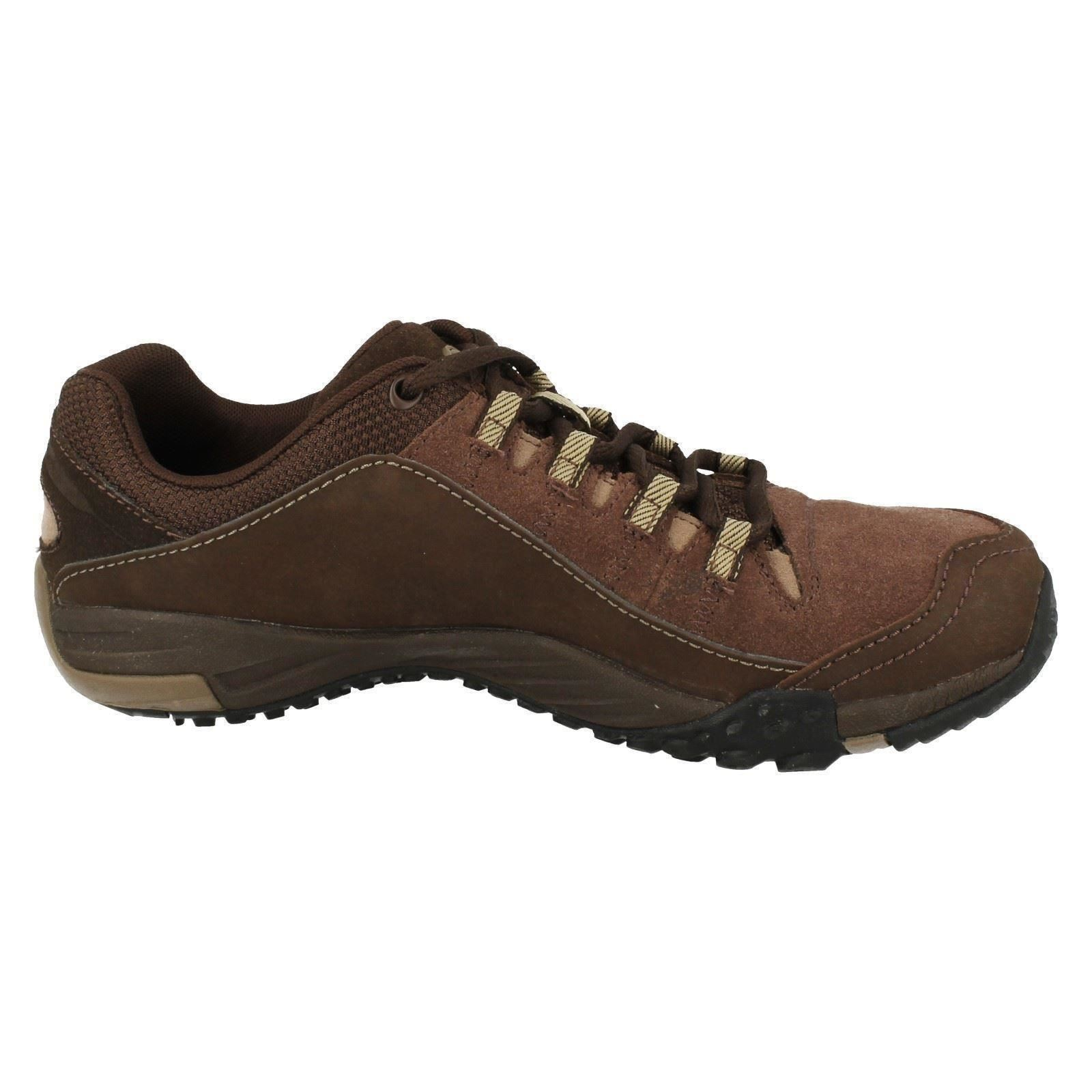 Mens Merrell Casual Lace Up Trainers Helixer Evo